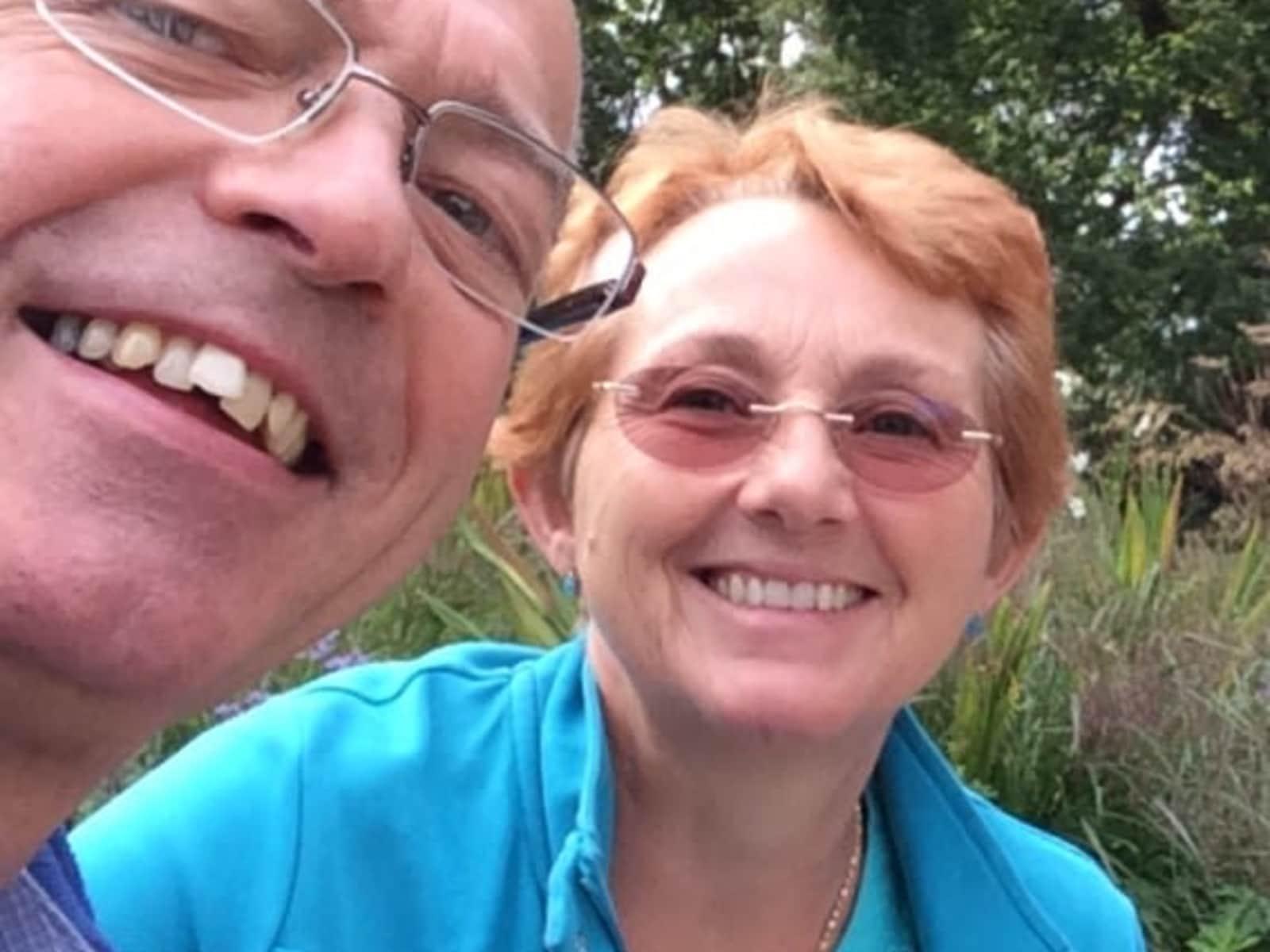 Jan & Iain from Milton Keynes, United Kingdom