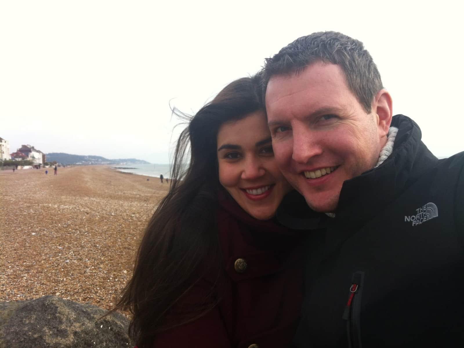 Cecilia & Daniel from Old Warden, United Kingdom