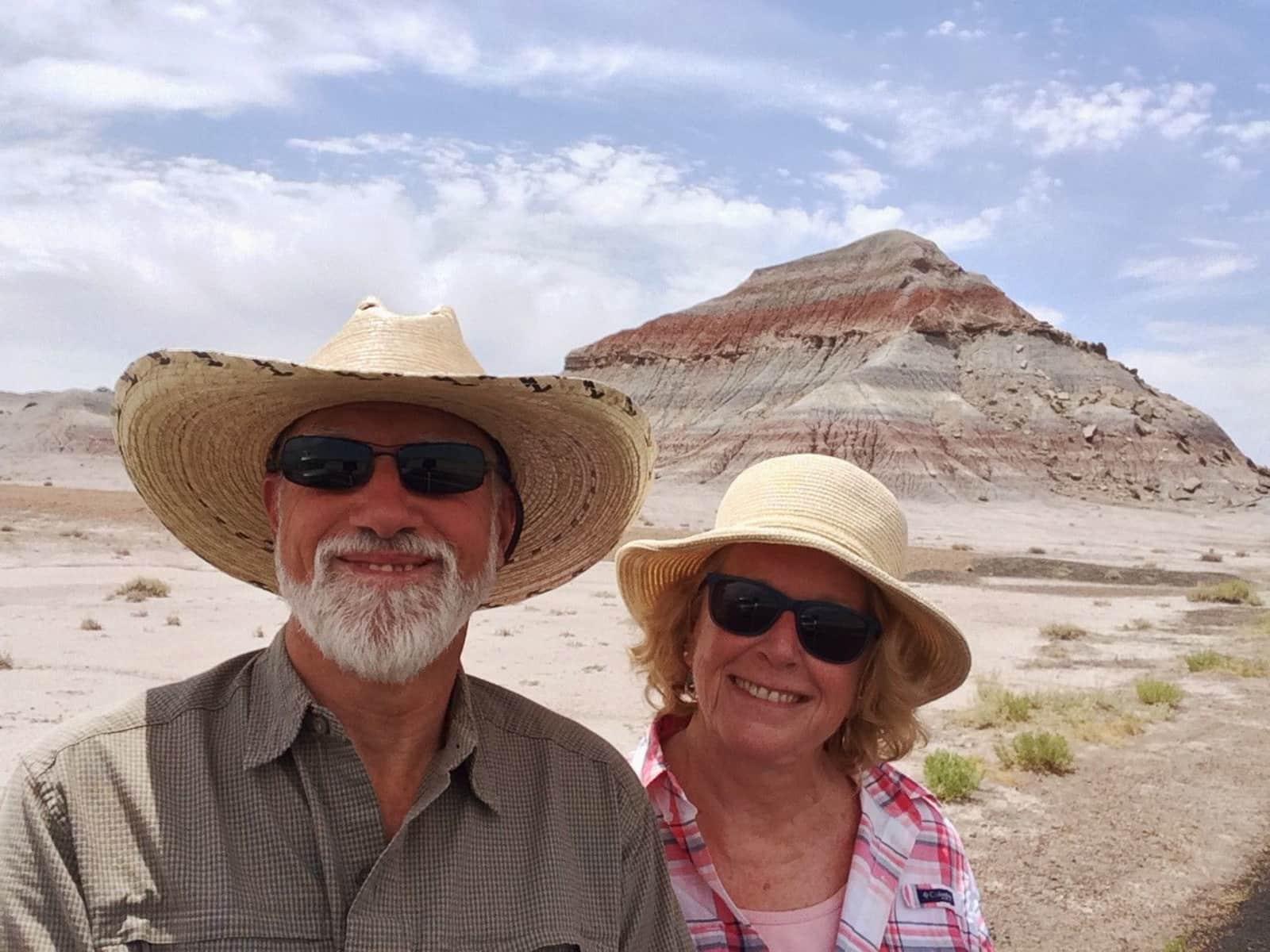 Bob & Maureen from Woburn, Massachusetts, United States