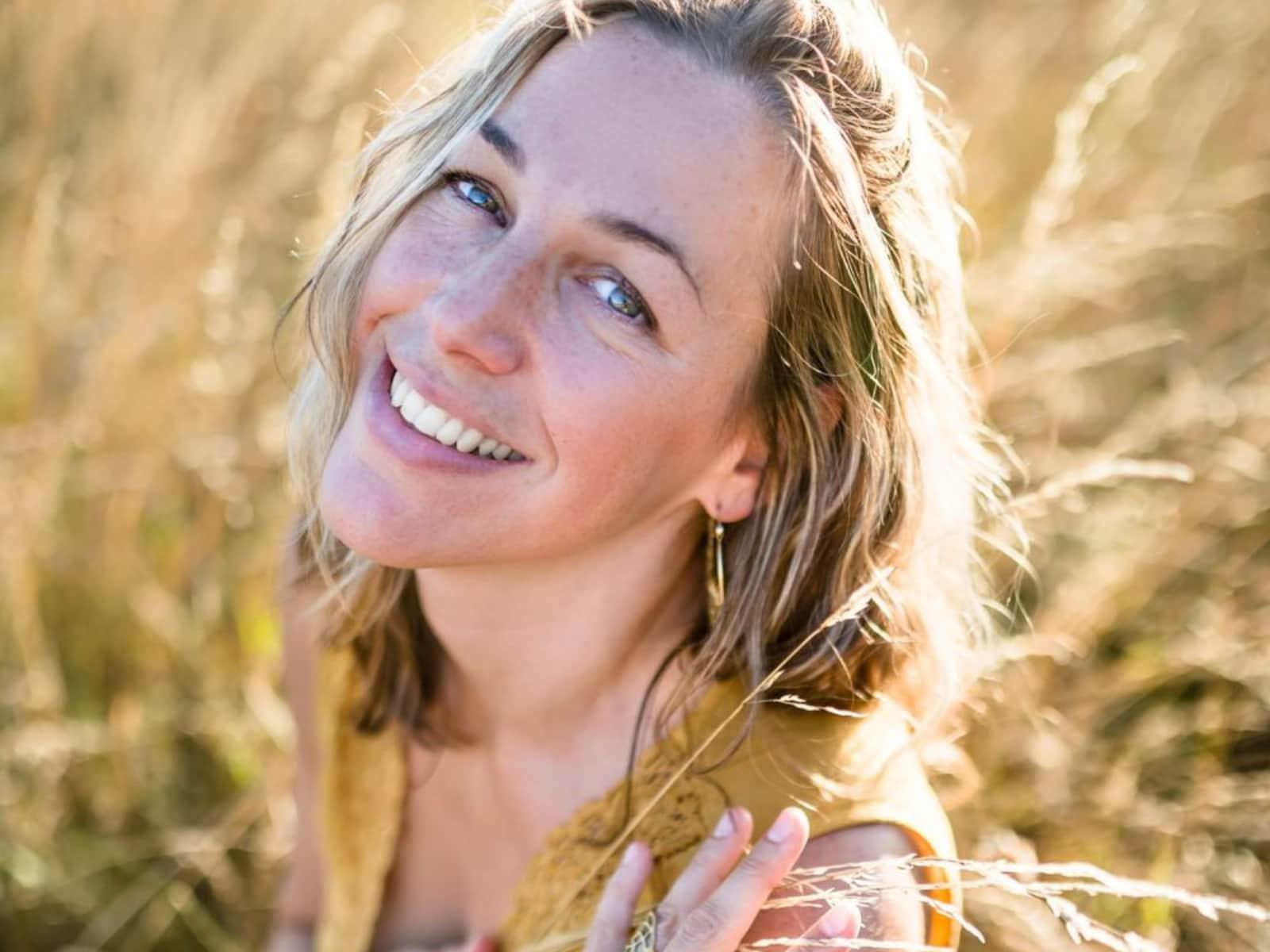 Helene from Totnes, United Kingdom