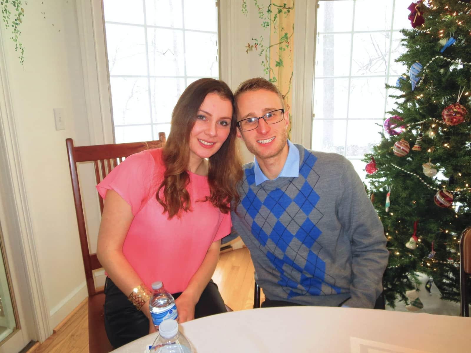 Julia & Michael from Toledo, Ohio, United States