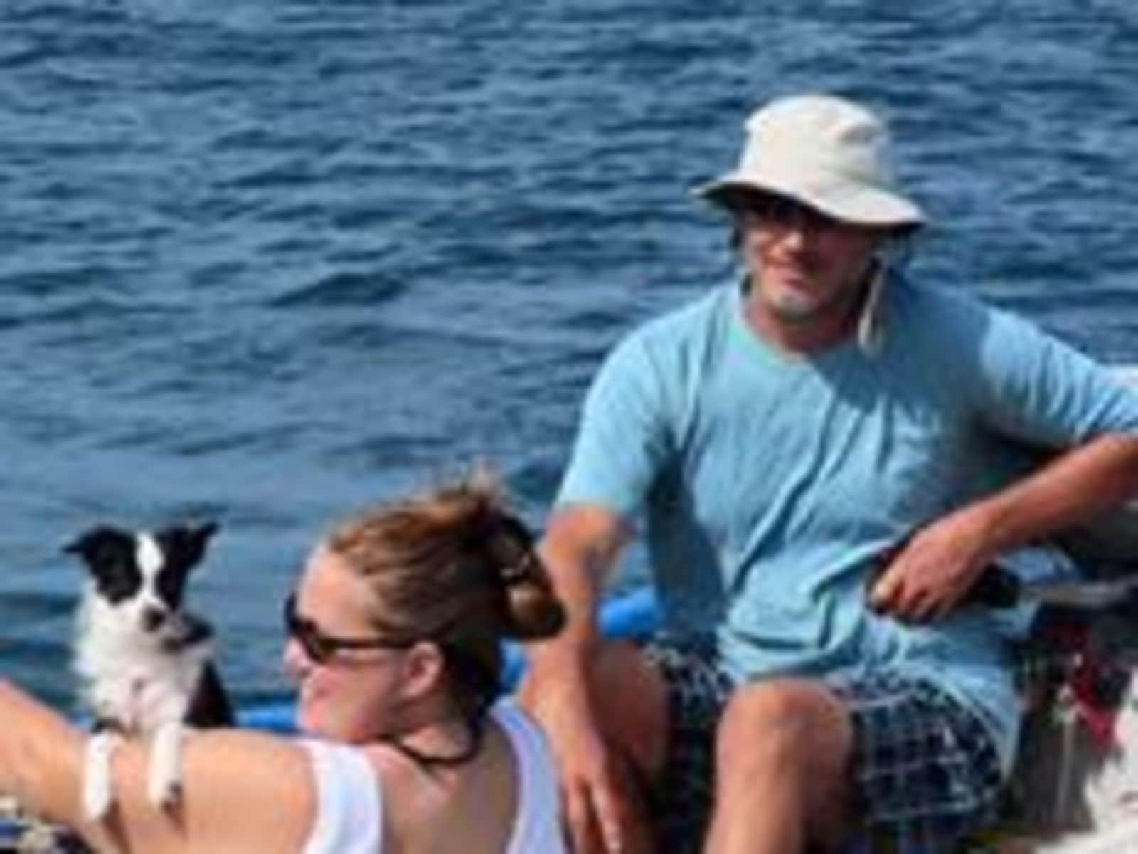 Tracie & Steve from Lake Jackson, Texas, United States