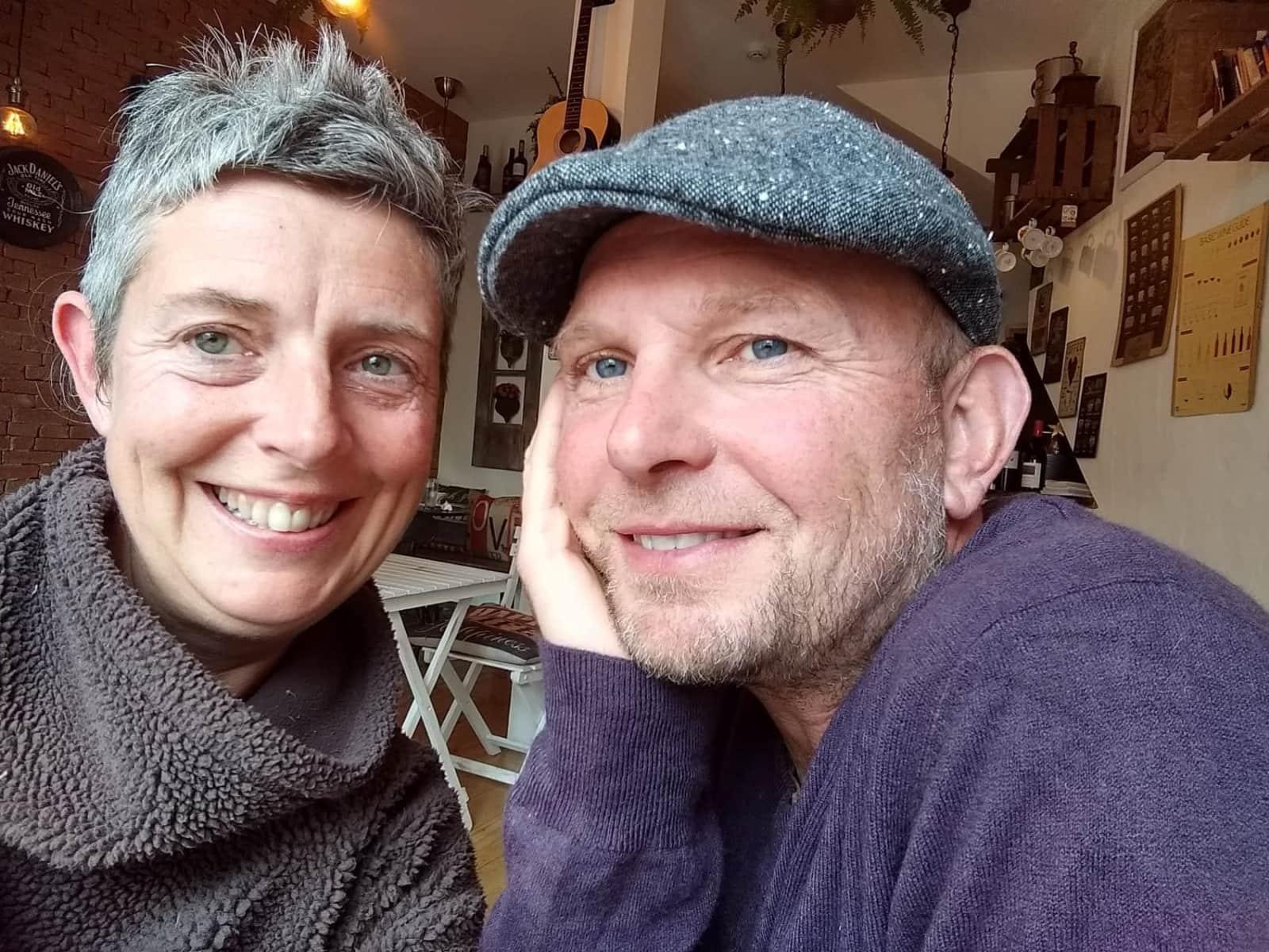 Lianne & Jon from Cardiff, United Kingdom