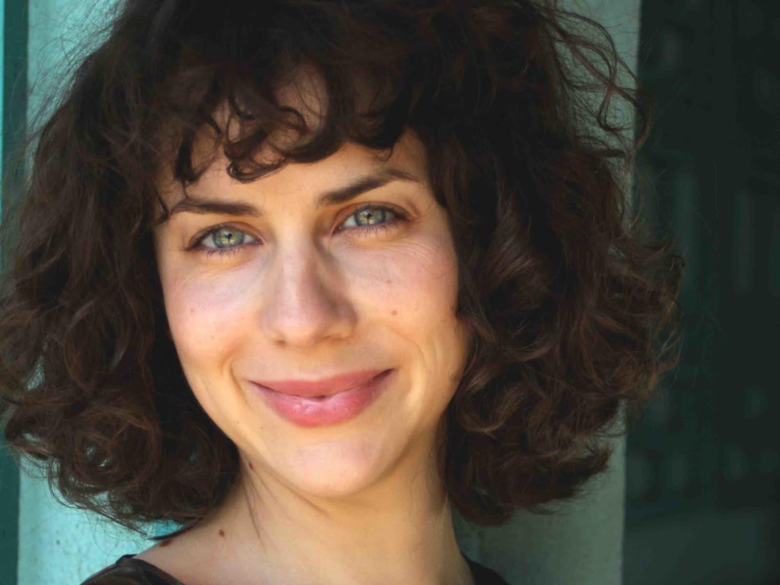 Alexandra from Órjiva, Spain
