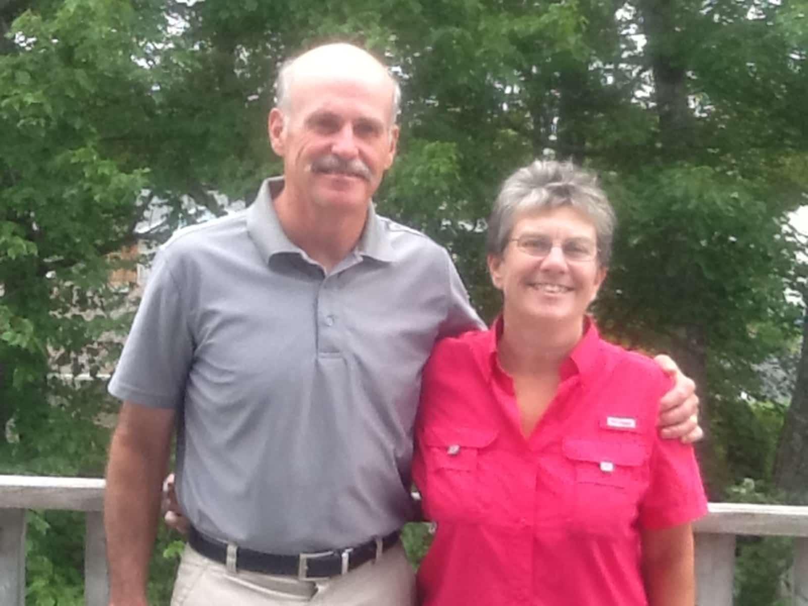 Al & loretta & Loretta from Halifax, Nova Scotia, Canada