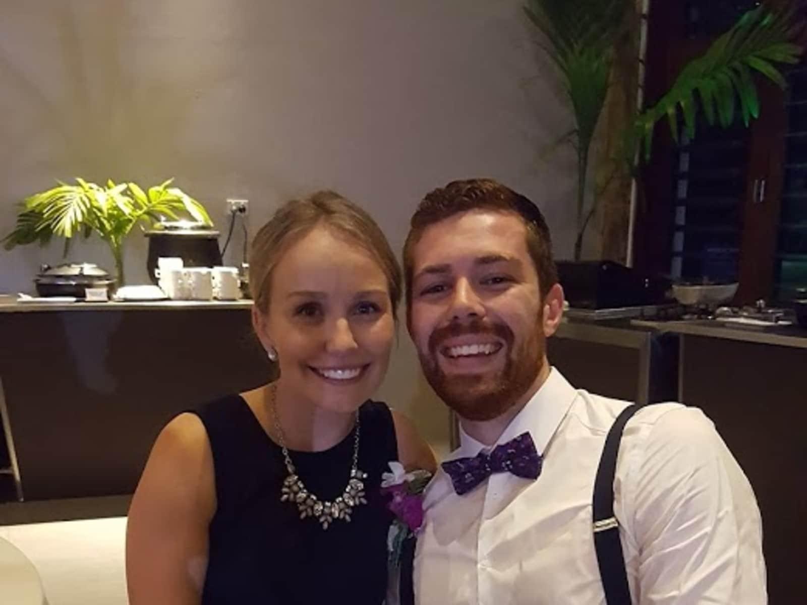 Phoebe & Daniel from Sydney, New South Wales, Australia