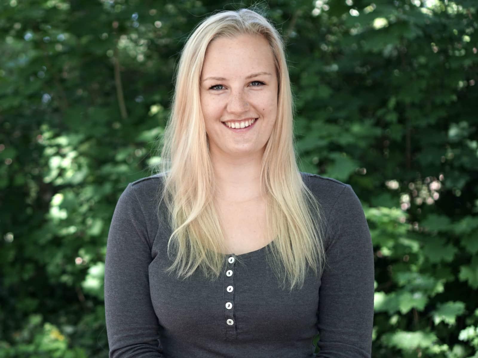 Kalina from Berlin, Germany