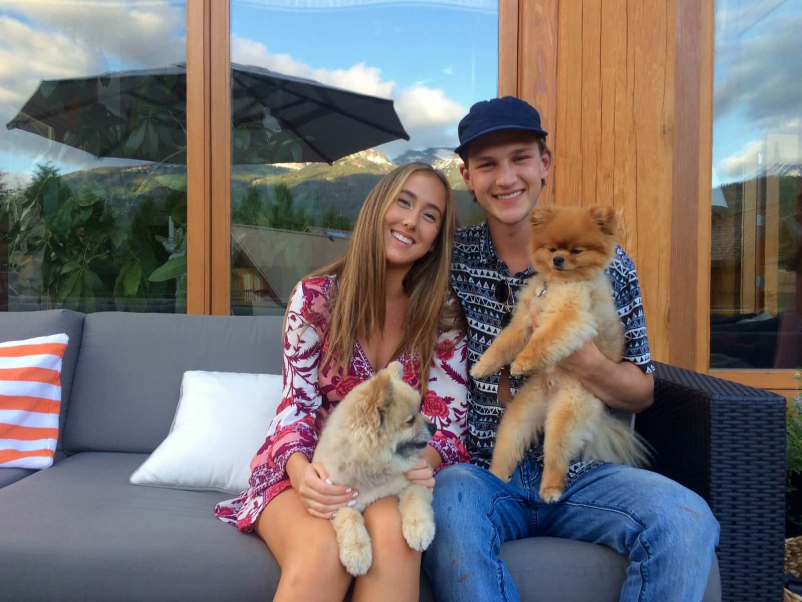 Meg & Drew from Whistler, British Columbia, Canada