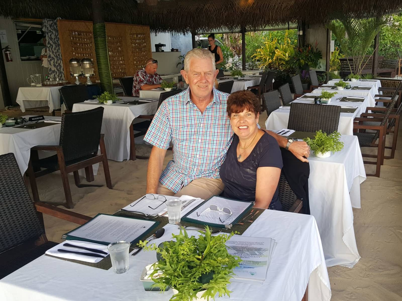 David & Renata from Cambridge, New Zealand