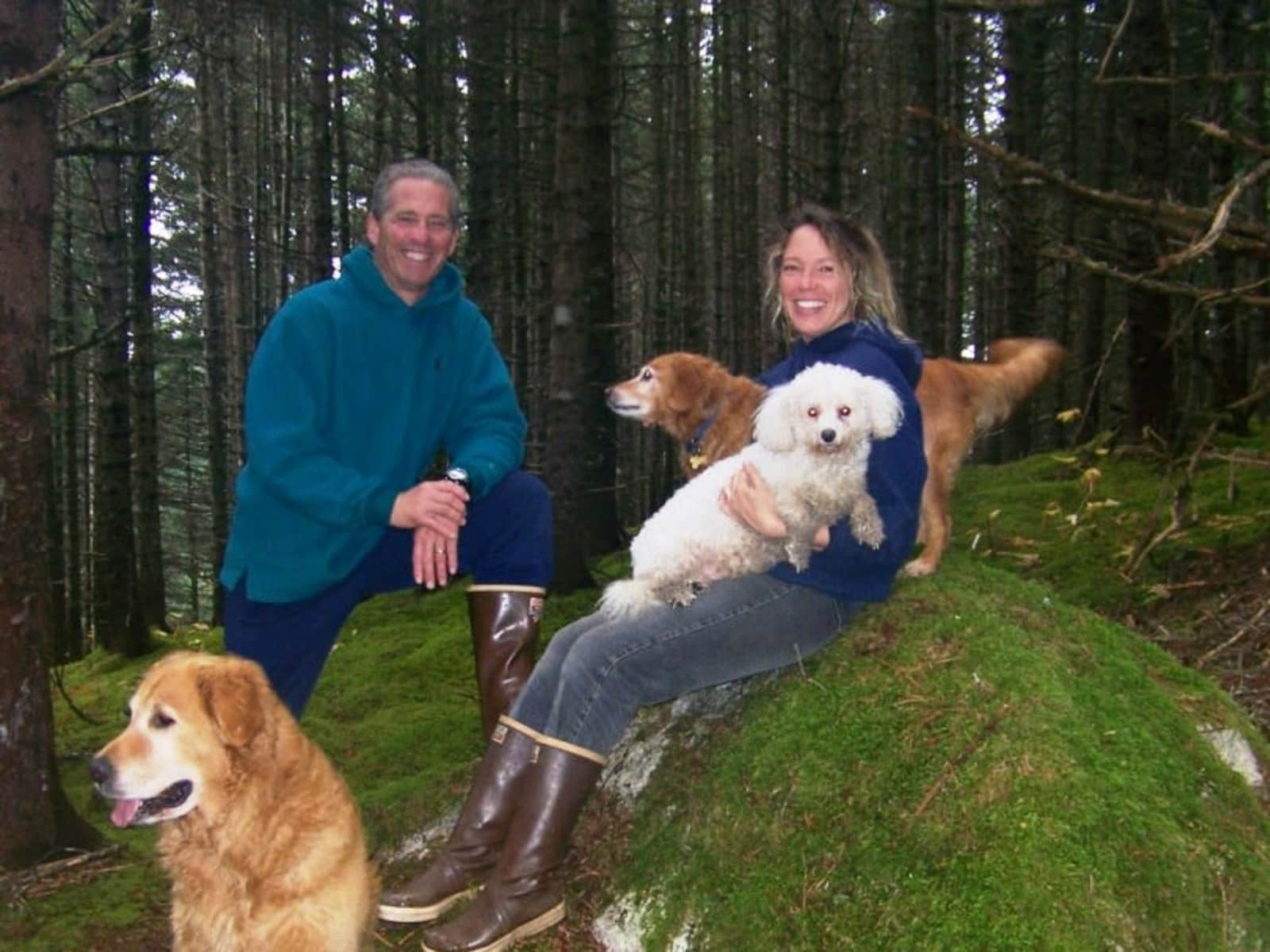 Stanley & Ginger from Kodiak, Alaska, United States
