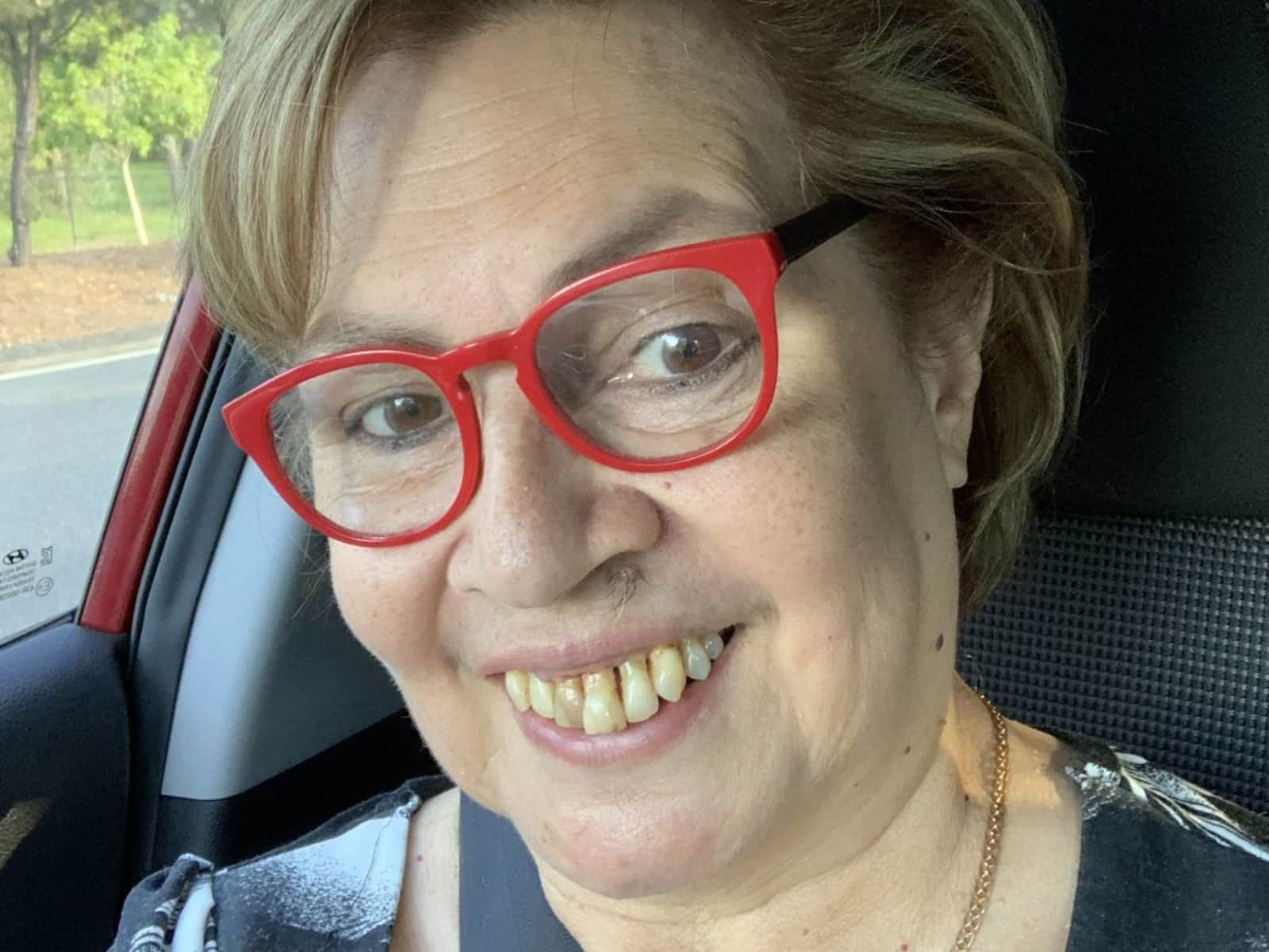 Edie from Brisbane, Queensland, Australia