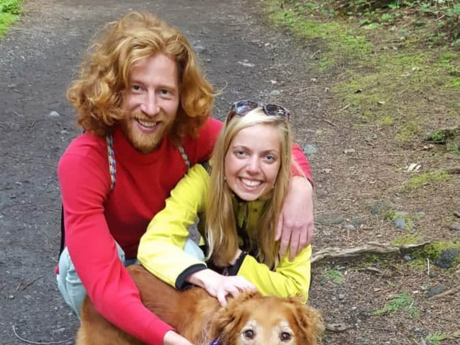 Radek & Veronika from Seattle, Washington, United States