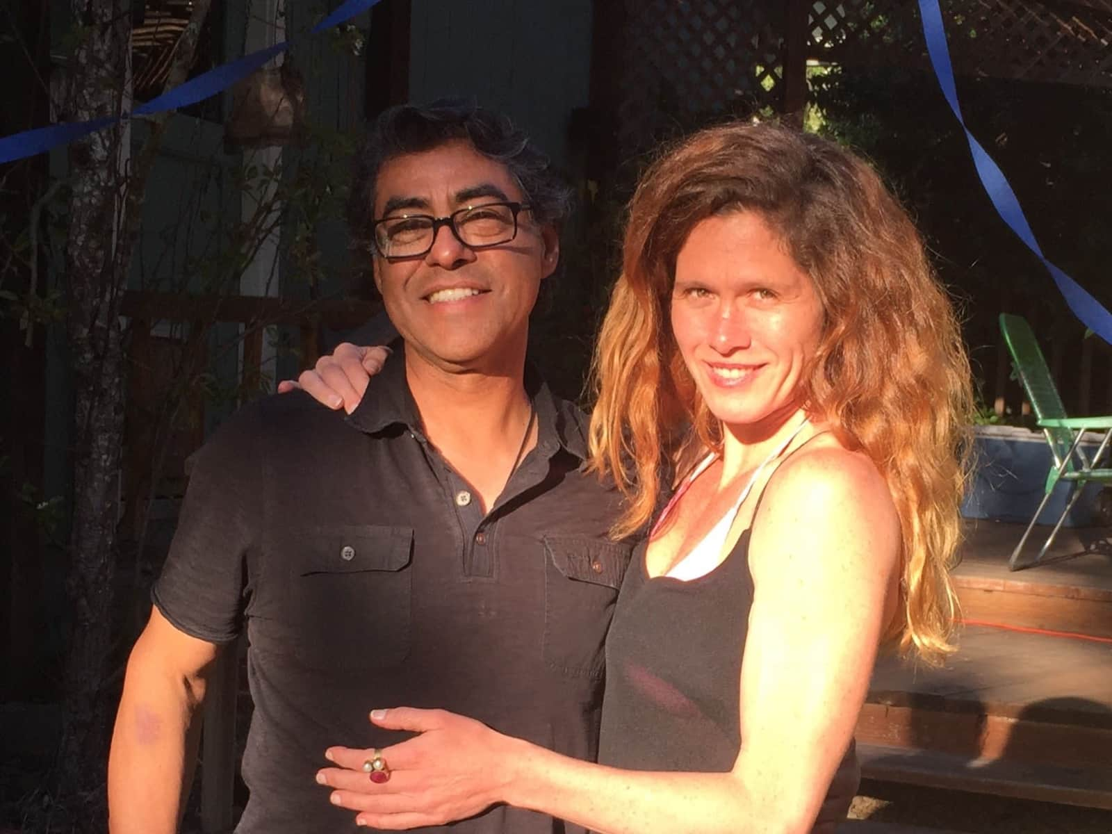 Katherine & Jorge from Sebastopol, California, United States