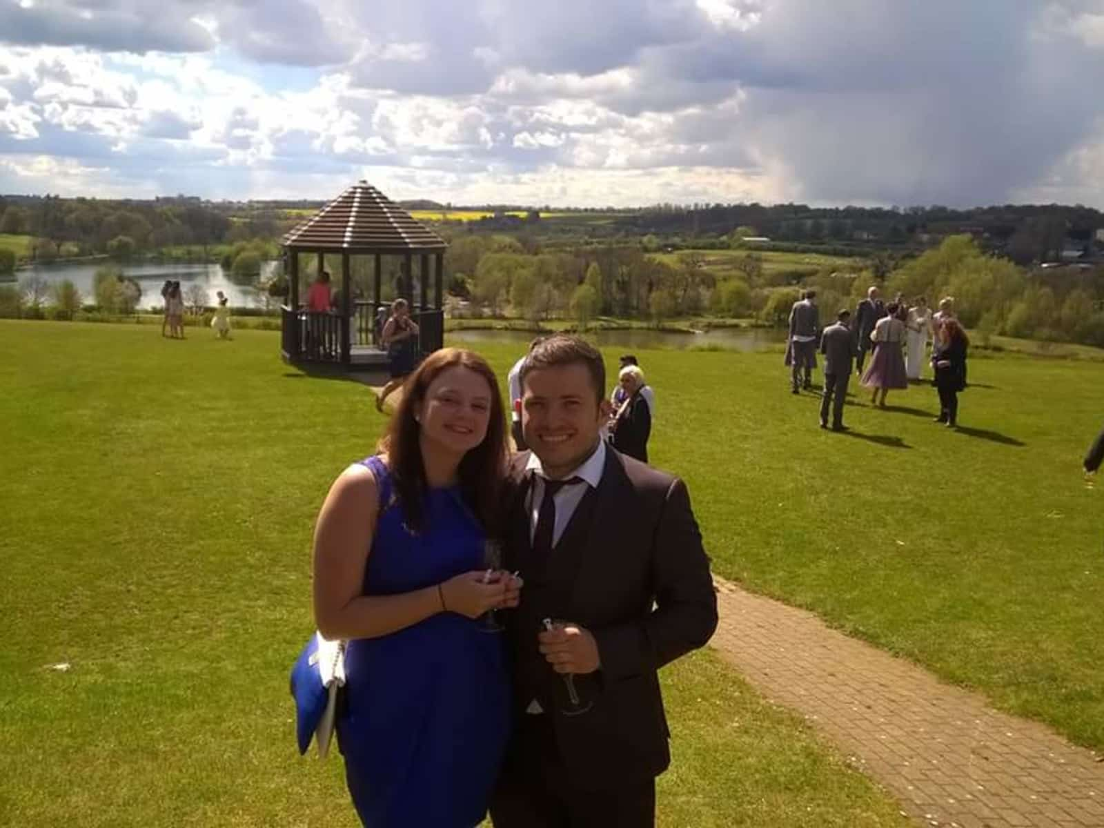 Richard & Hayley from London, United Kingdom
