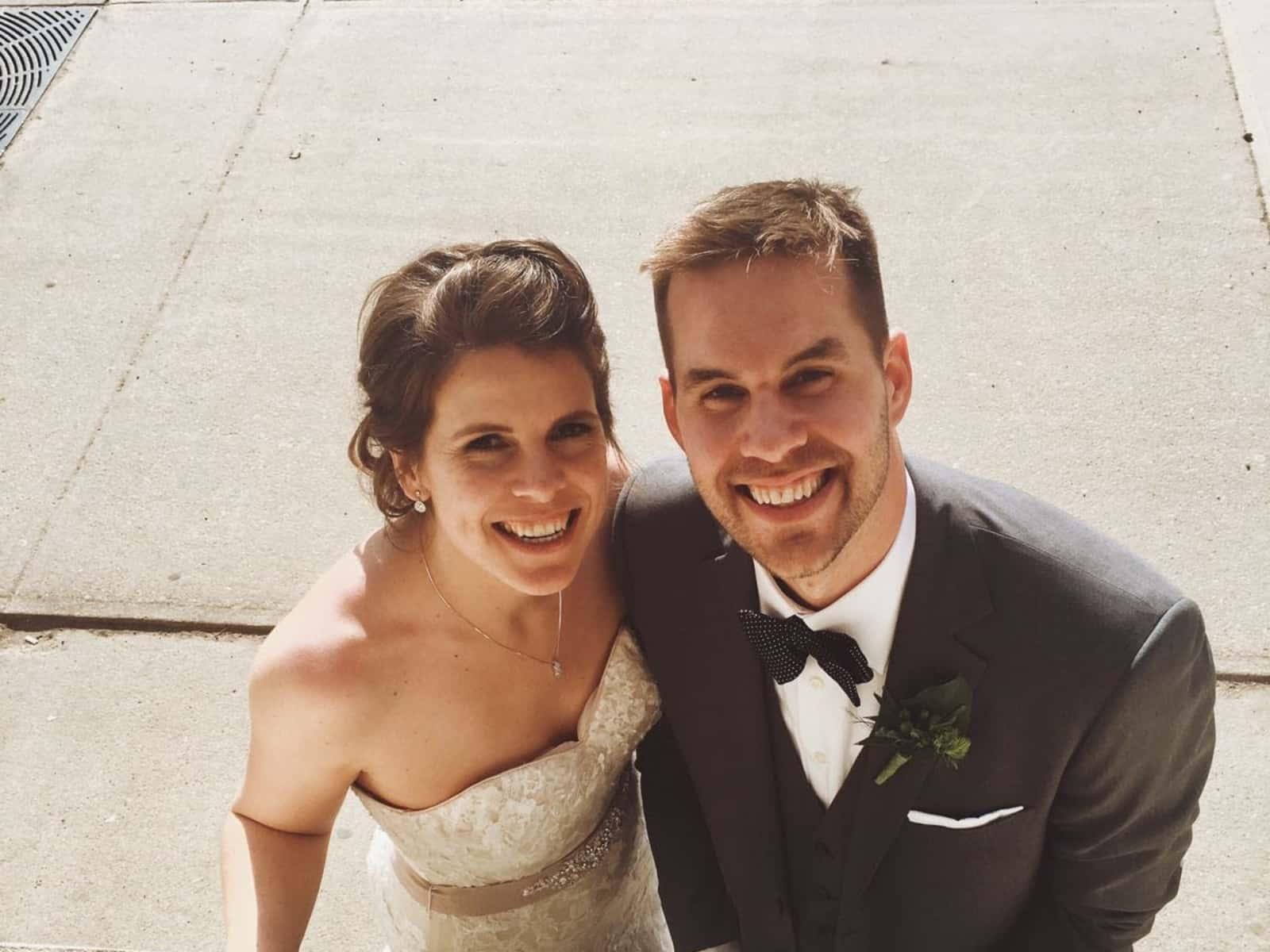 Kellen & Kimberly from Edmonton, Alberta, Canada