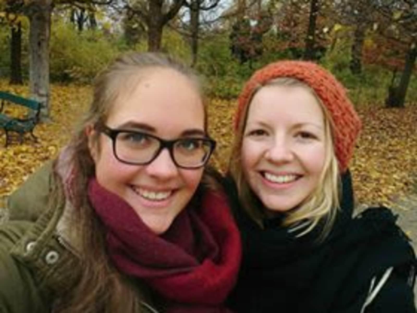 Antonia & Ricarda from Vienna, Austria