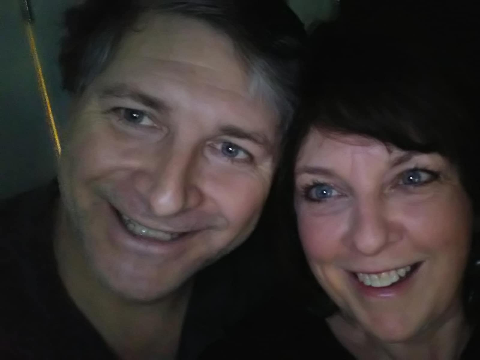 Laura & Chris from Kitchener, Ontario, Canada
