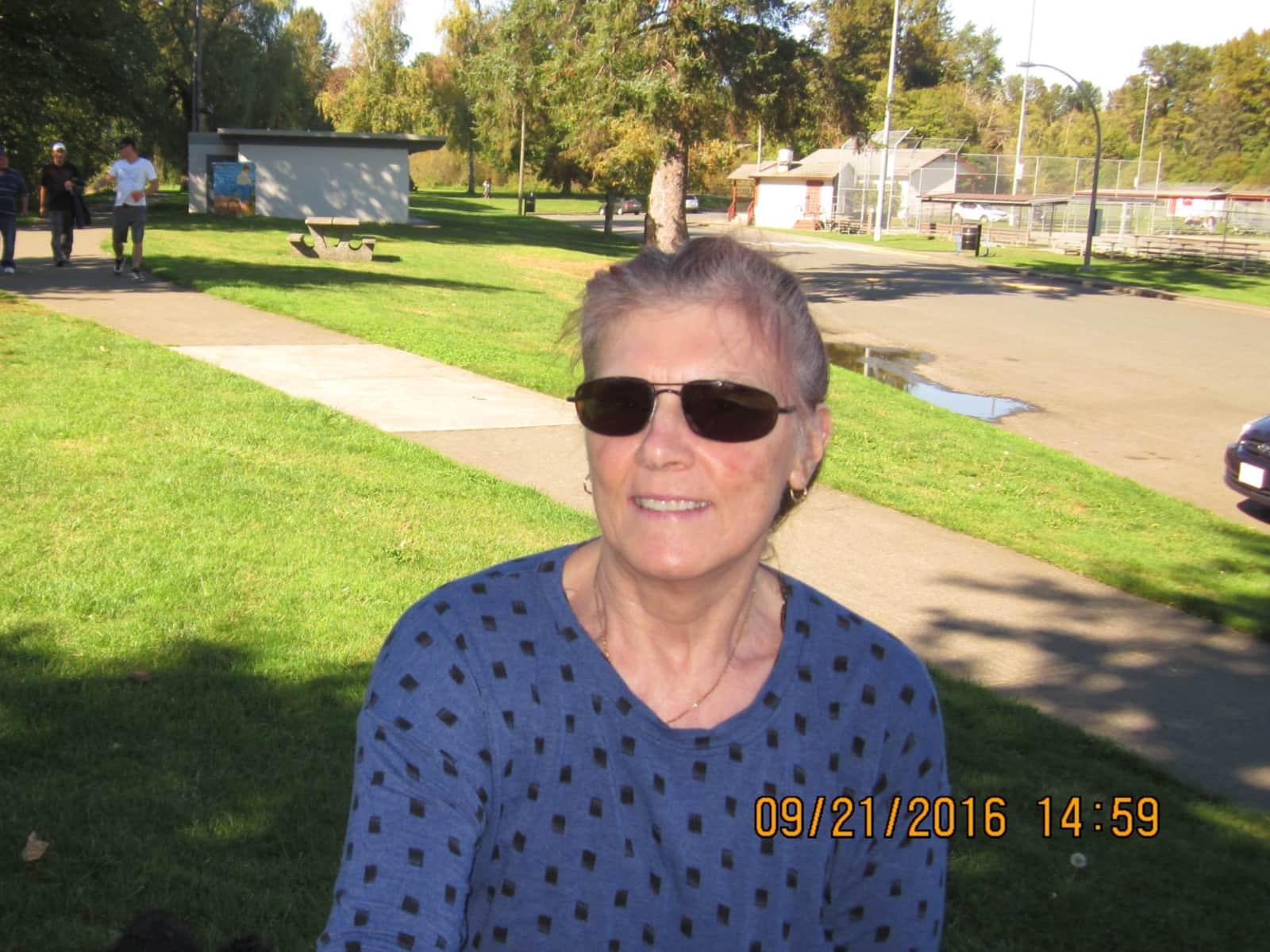 Wendy from Courtenay, British Columbia, Canada