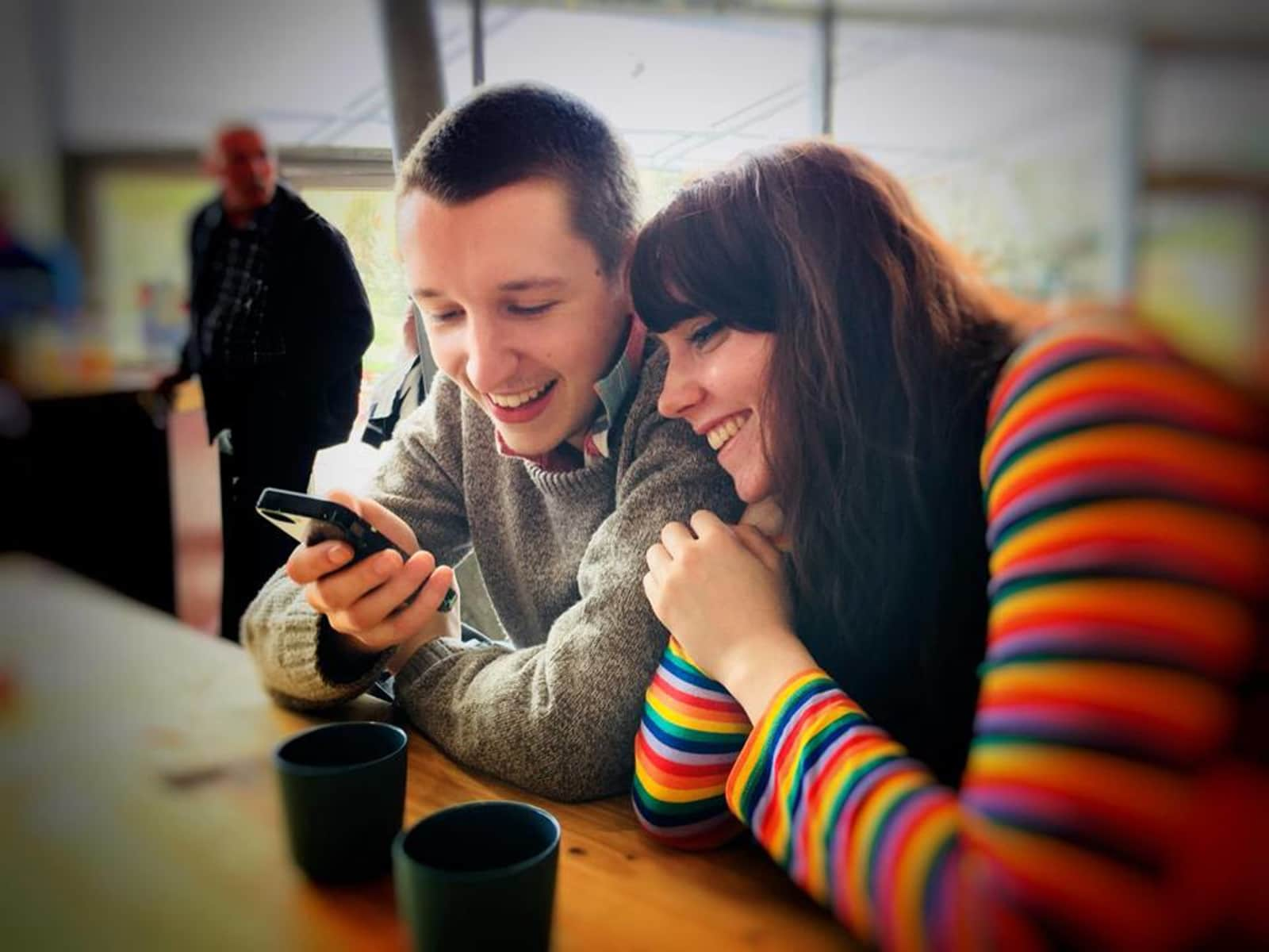 Madeline & Oliver from Calstock, United Kingdom