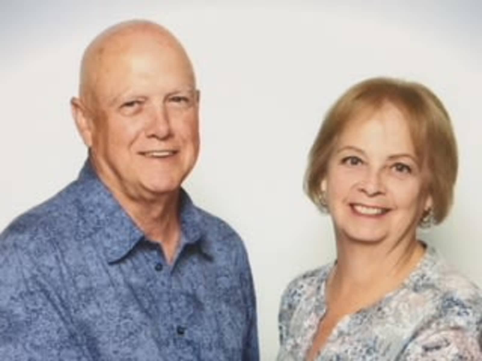 Darrell & Sheila from Abu Dhabi, United Arab Emirates