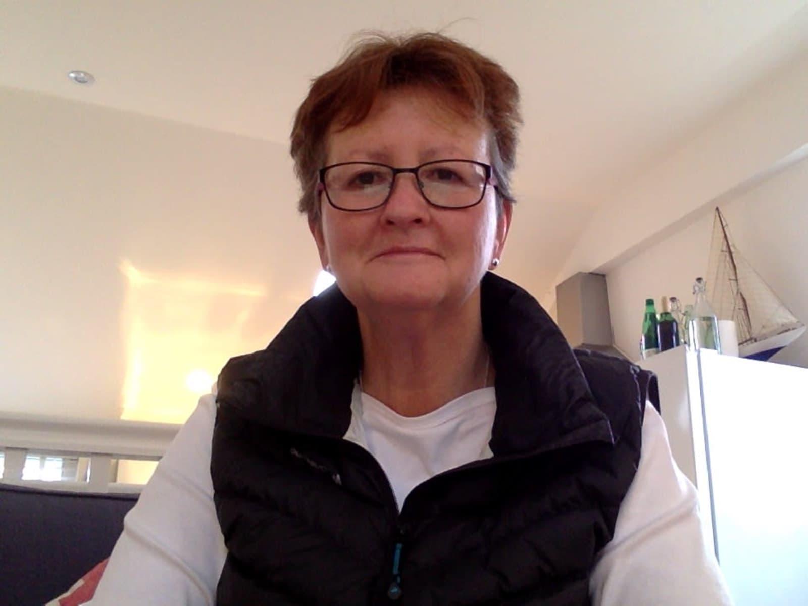 Cecilia from Salisbury, United Kingdom