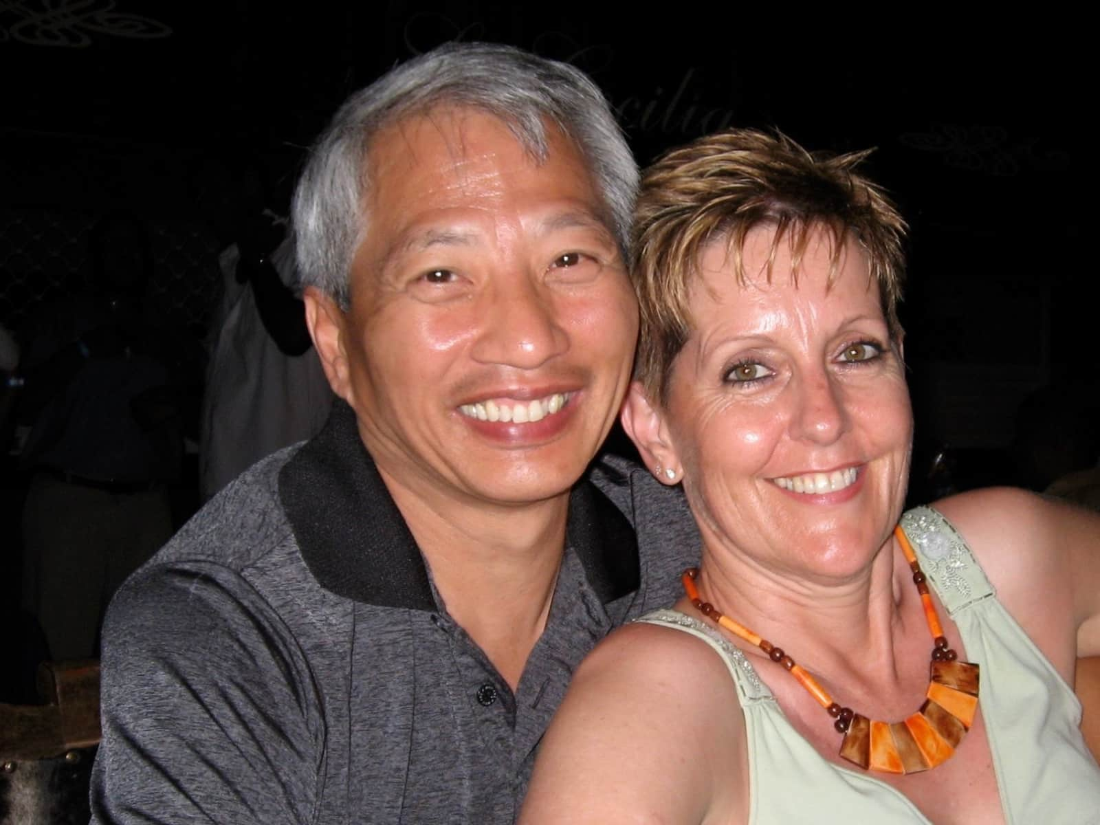 Maggi & Blunden from Chiang Mai, Thailand