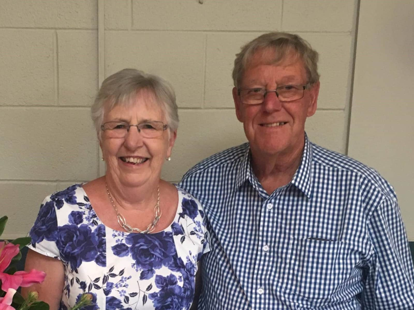 Denise & Barry from Napier, New Zealand