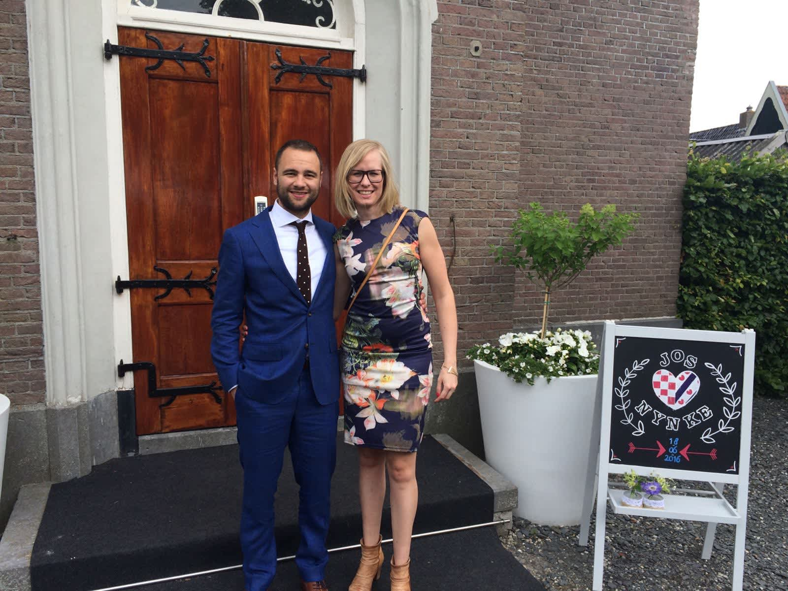 Annegreeth & Pim from Groningen, Netherlands