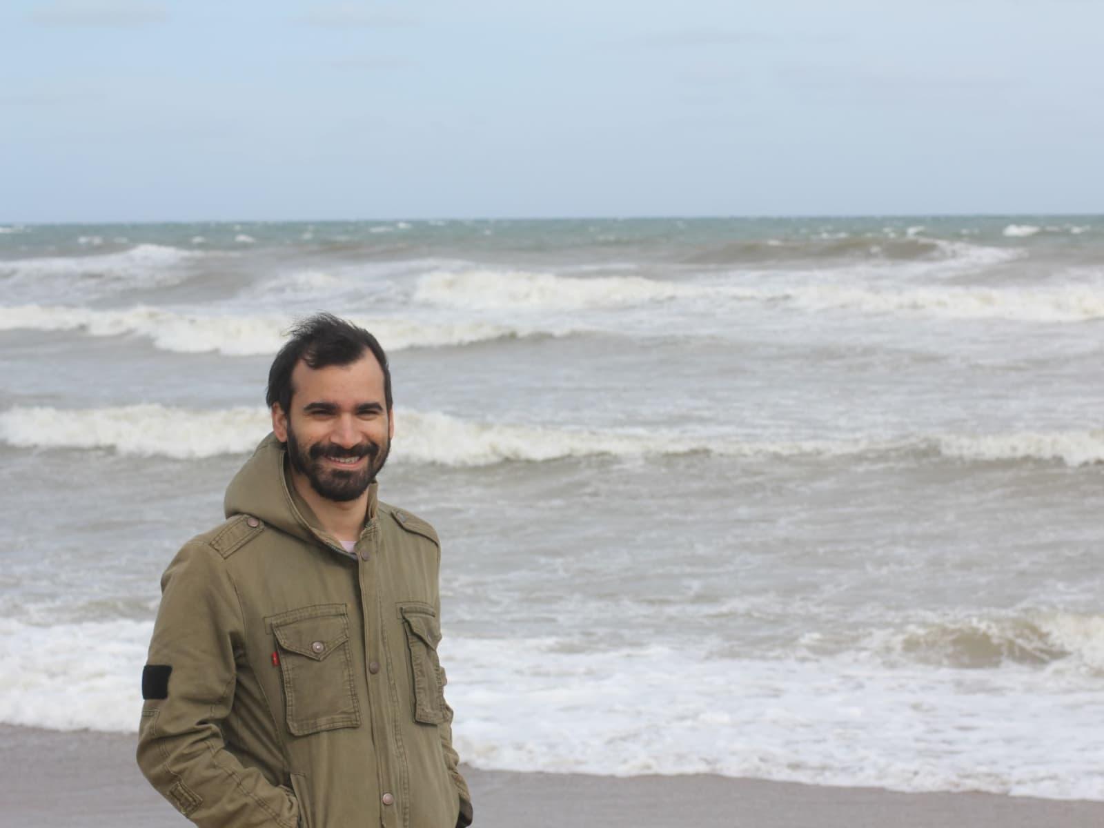 Matías from Concepción del Uruguay, Argentina