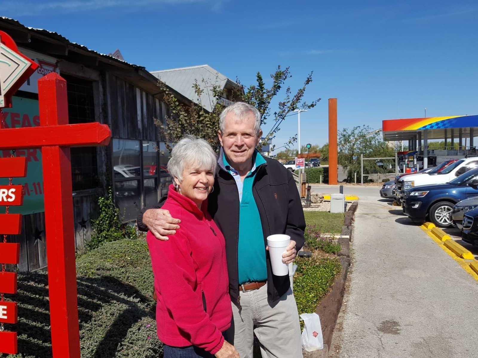Robert & Joan from Cumming, Georgia, United States