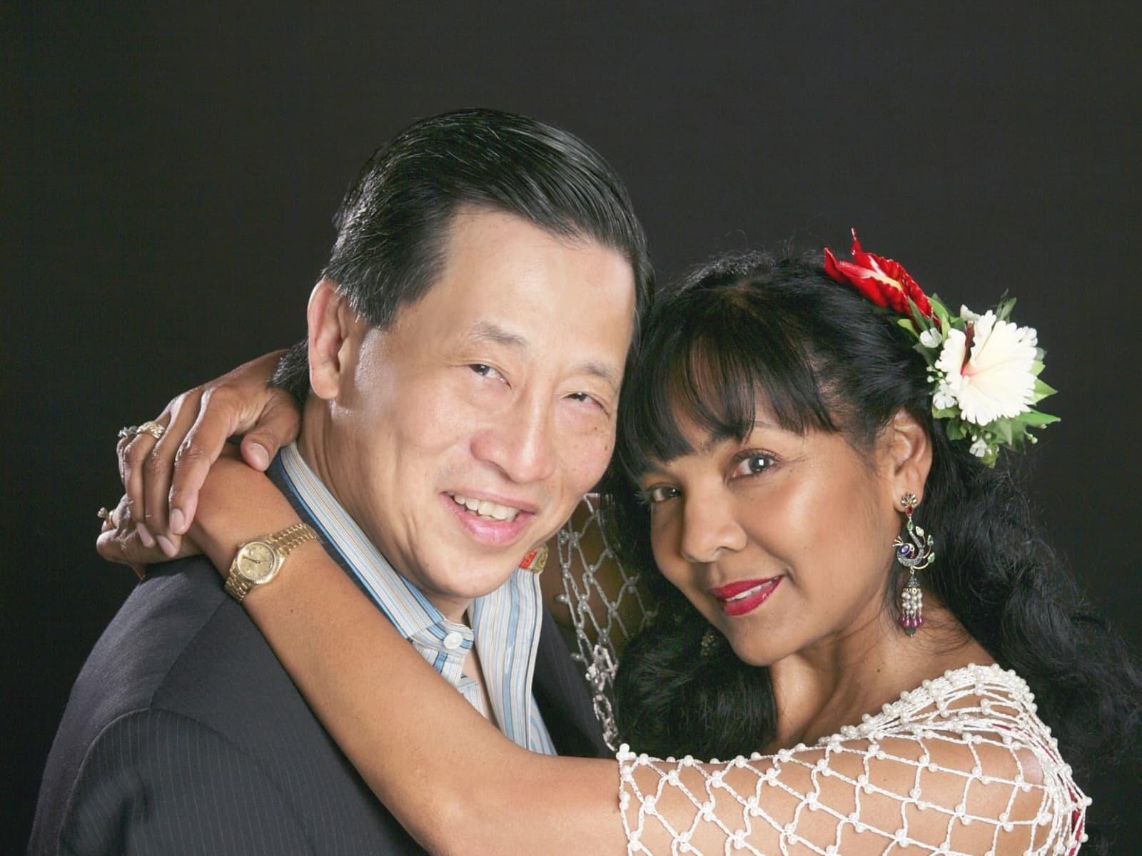 Chiemi & Eugene from Seattle, Washington, United States