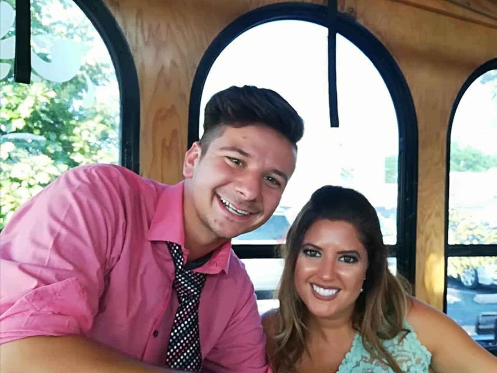 Katie & Jacob from St. Louis, Missouri, United States