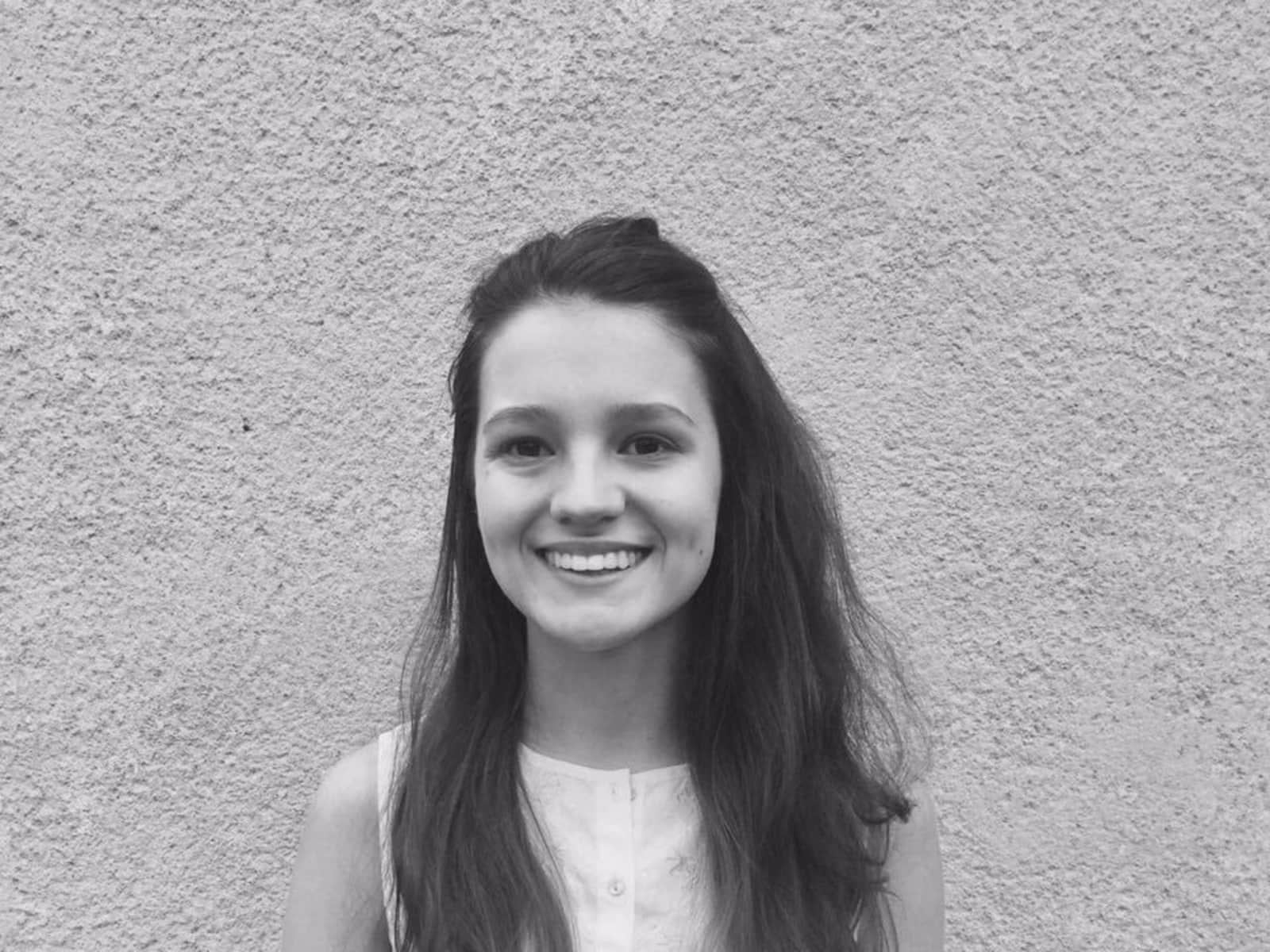 Lena from Bristol, United Kingdom