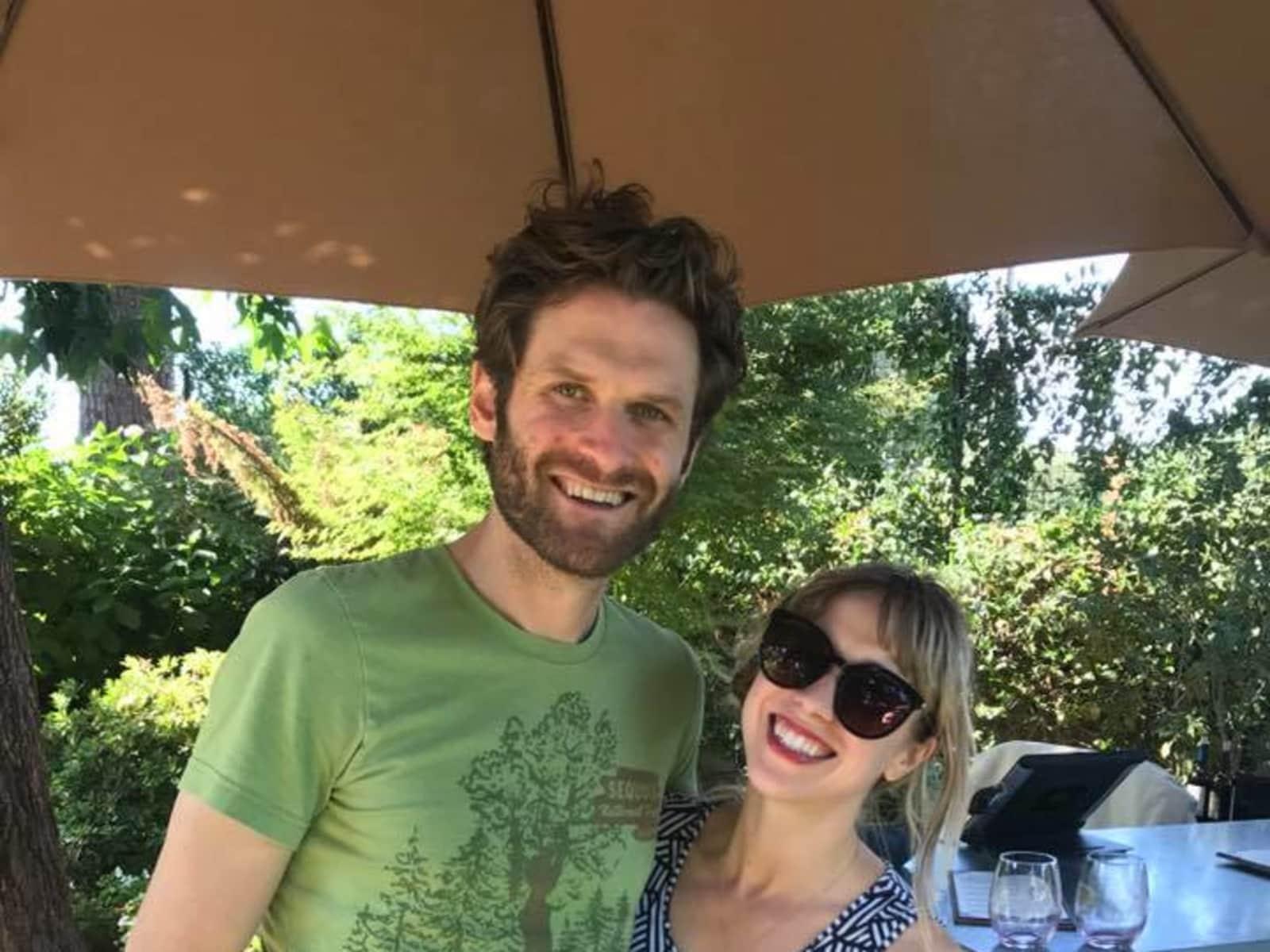 Jordan & Molly from Burlingame, California, United States