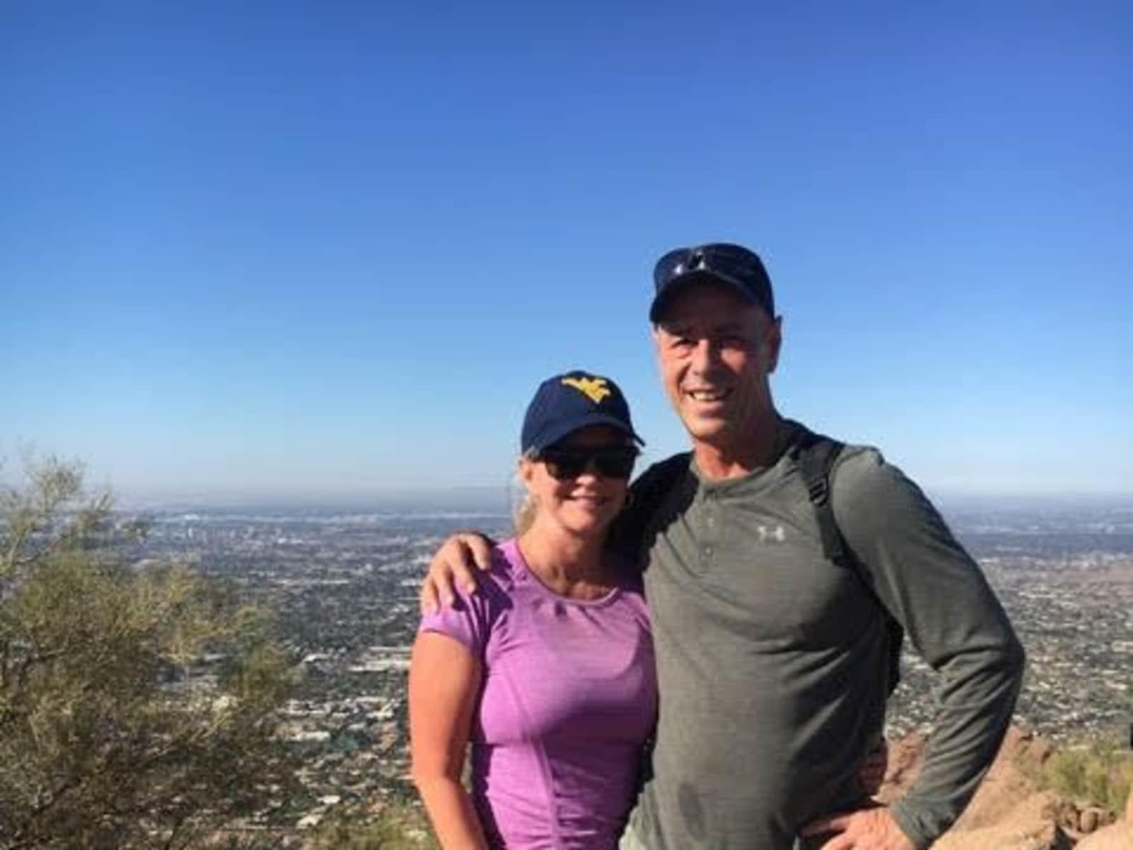 Gary & Pam from Charleston, South Carolina, United States