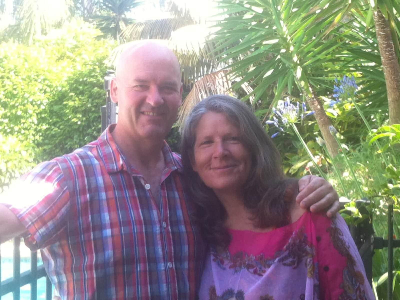 Darren & donna & Donna from Kaitaia, New Zealand