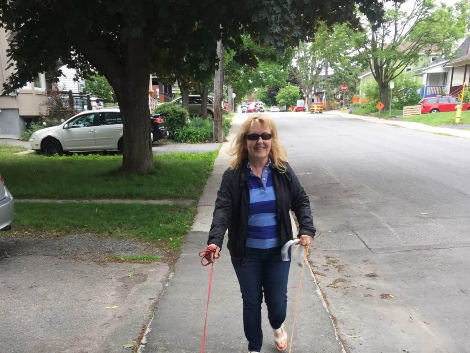 Vivian from Ottawa, Ontario, Canada