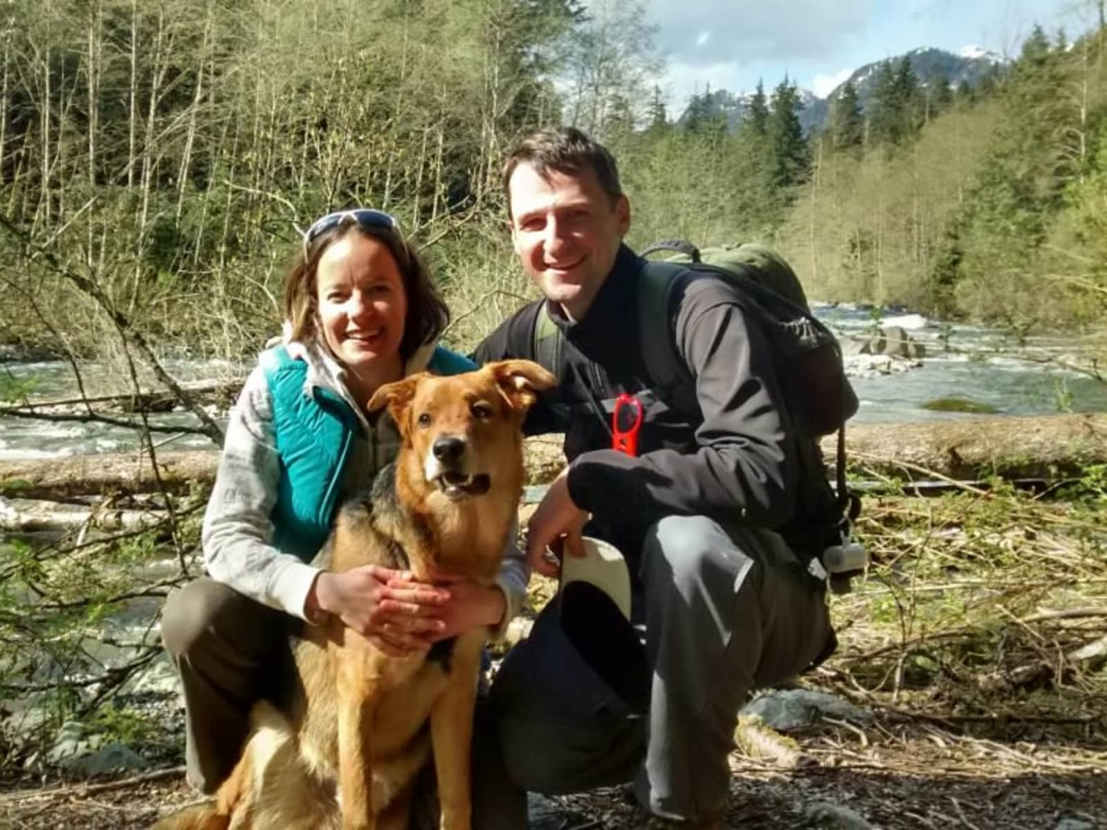 Simon & Deborah from Vancouver, British Columbia, Canada
