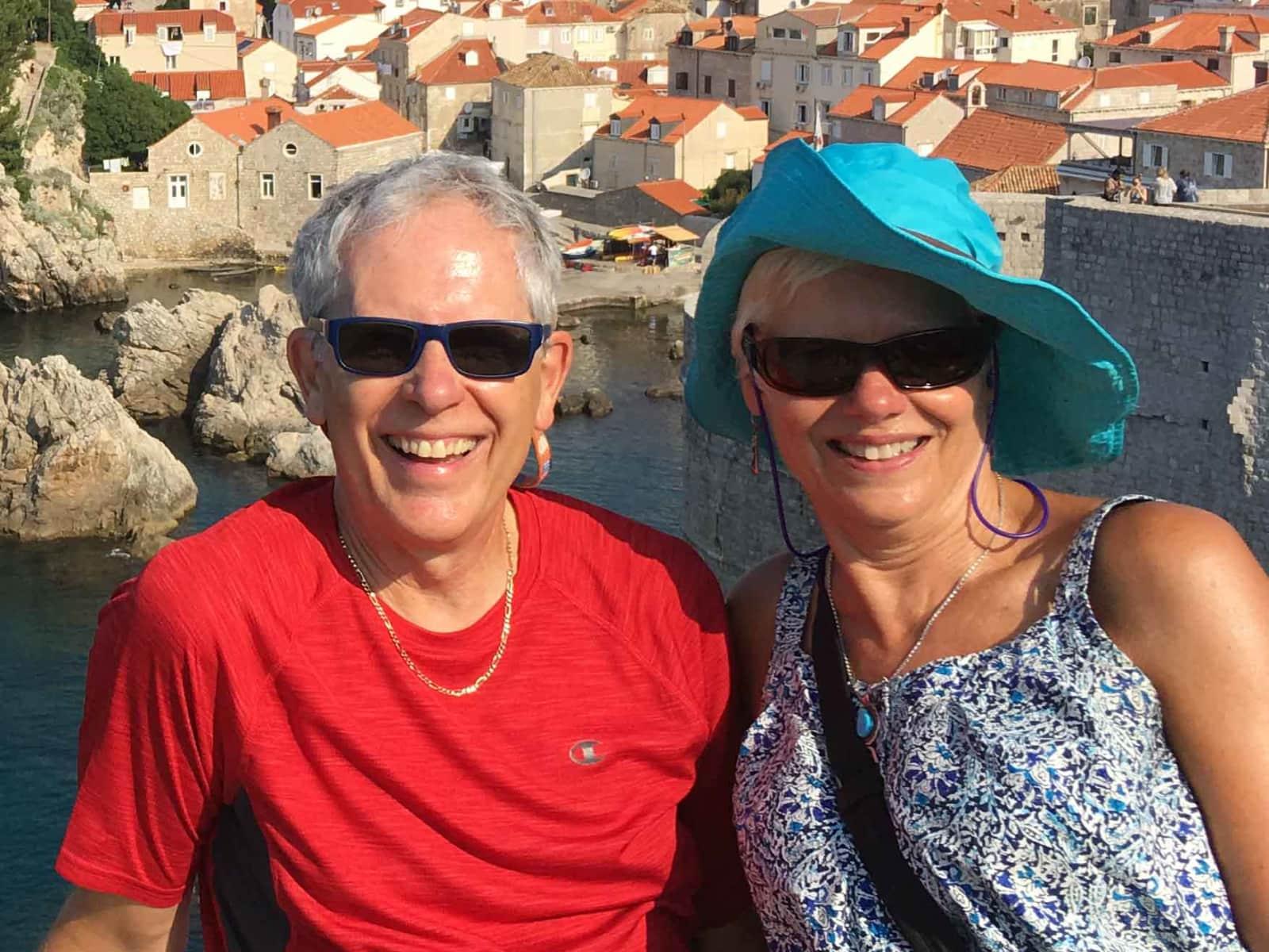 Robert & Angella from Toronto, Ontario, Canada