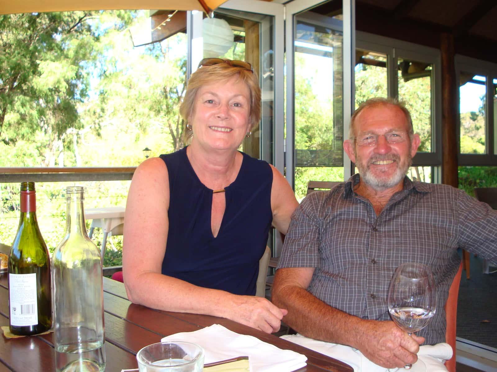 Sally & John from Manjimup, Western Australia, Australia