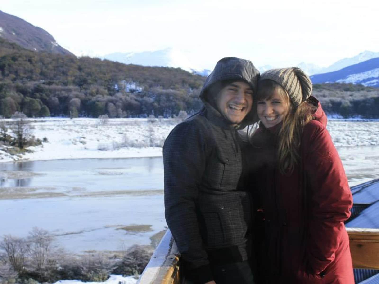 Camila julia & Martin from Buenos Aires, Argentina