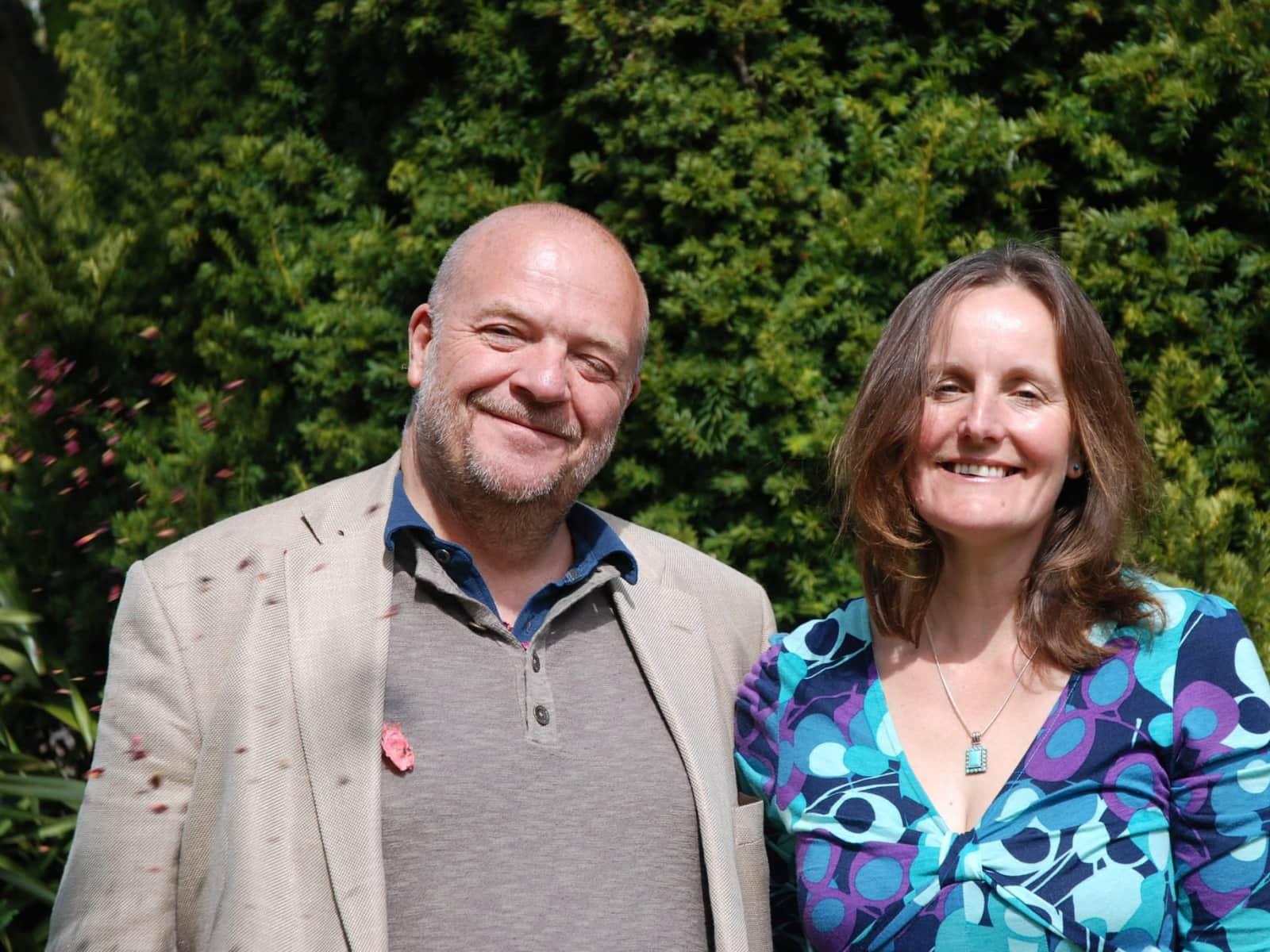 Caya & Julian from Moretonhampstead, United Kingdom