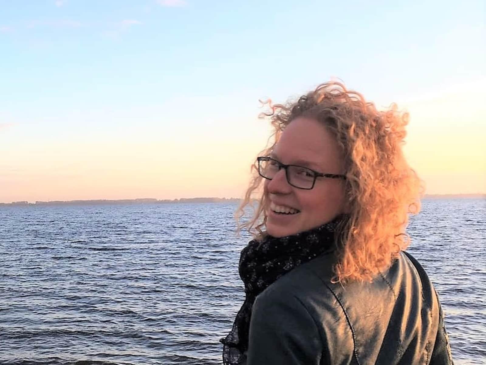 Karin from Utrecht, Netherlands