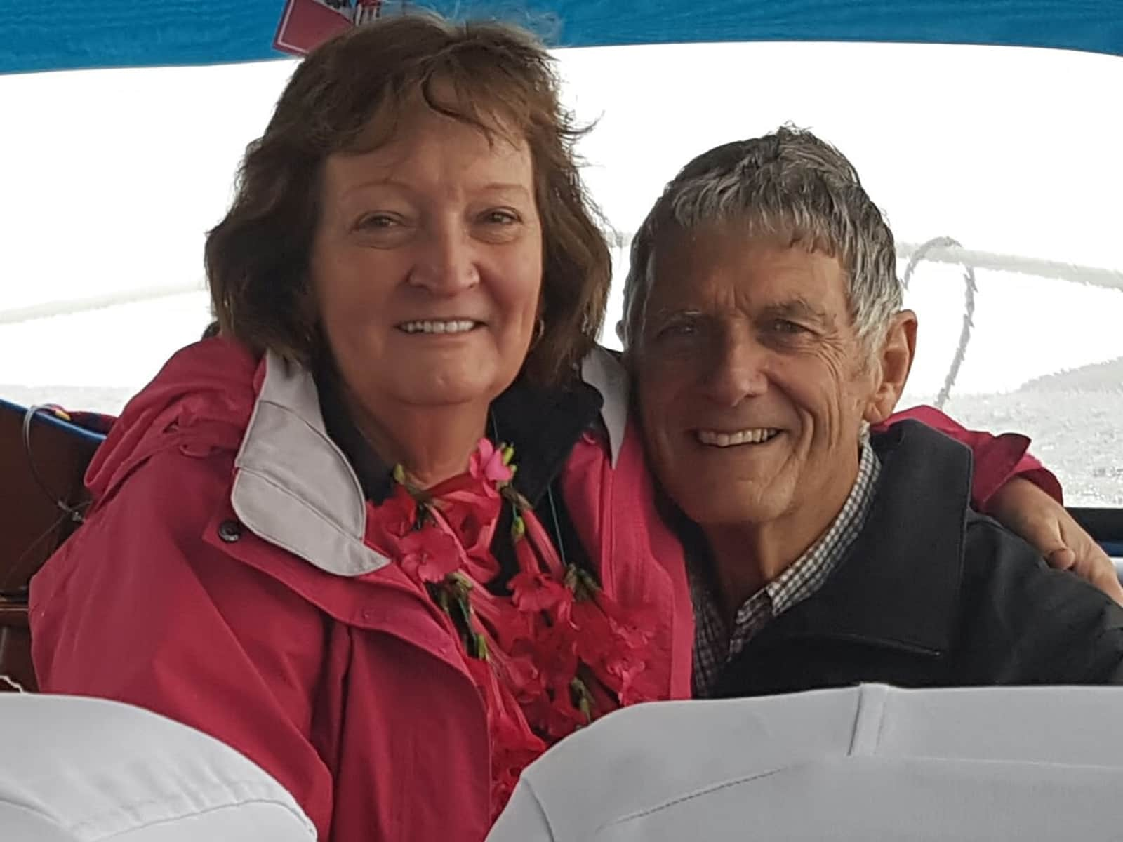 Linette & Mike from Gosford, New South Wales, Australia