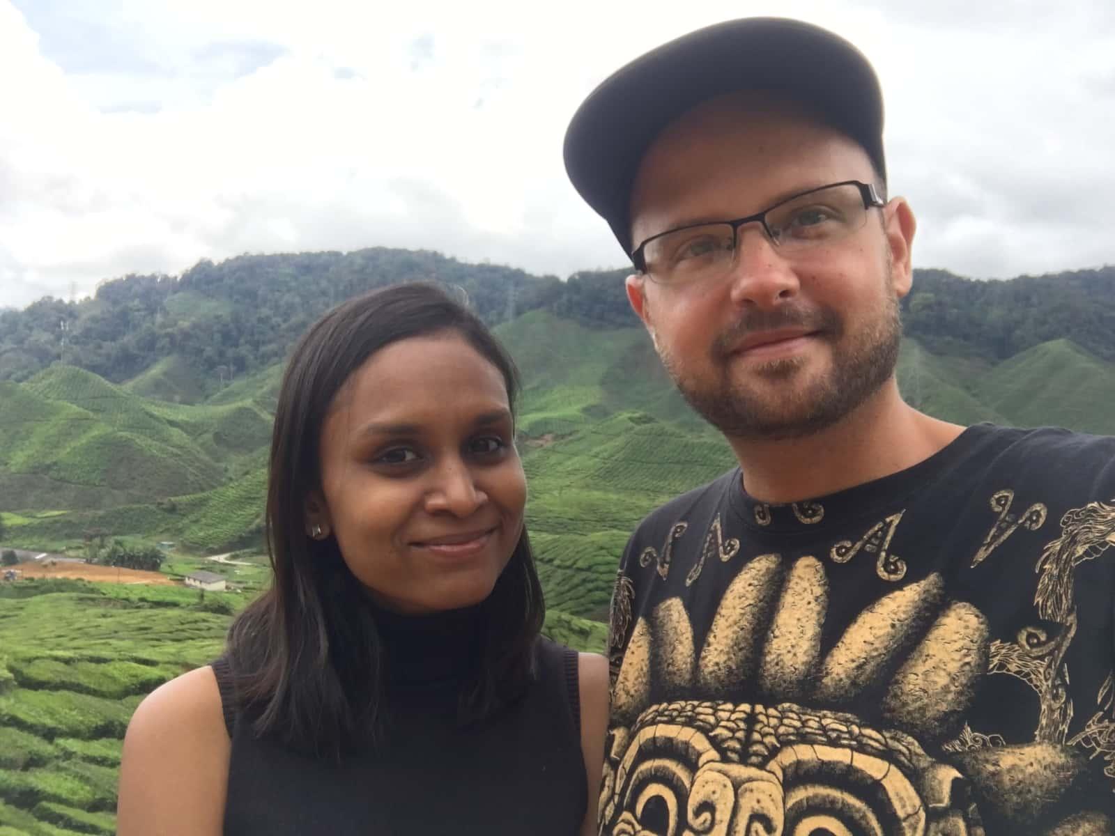 Elijah & Kartene from Kuala Lumpur, Malaysia