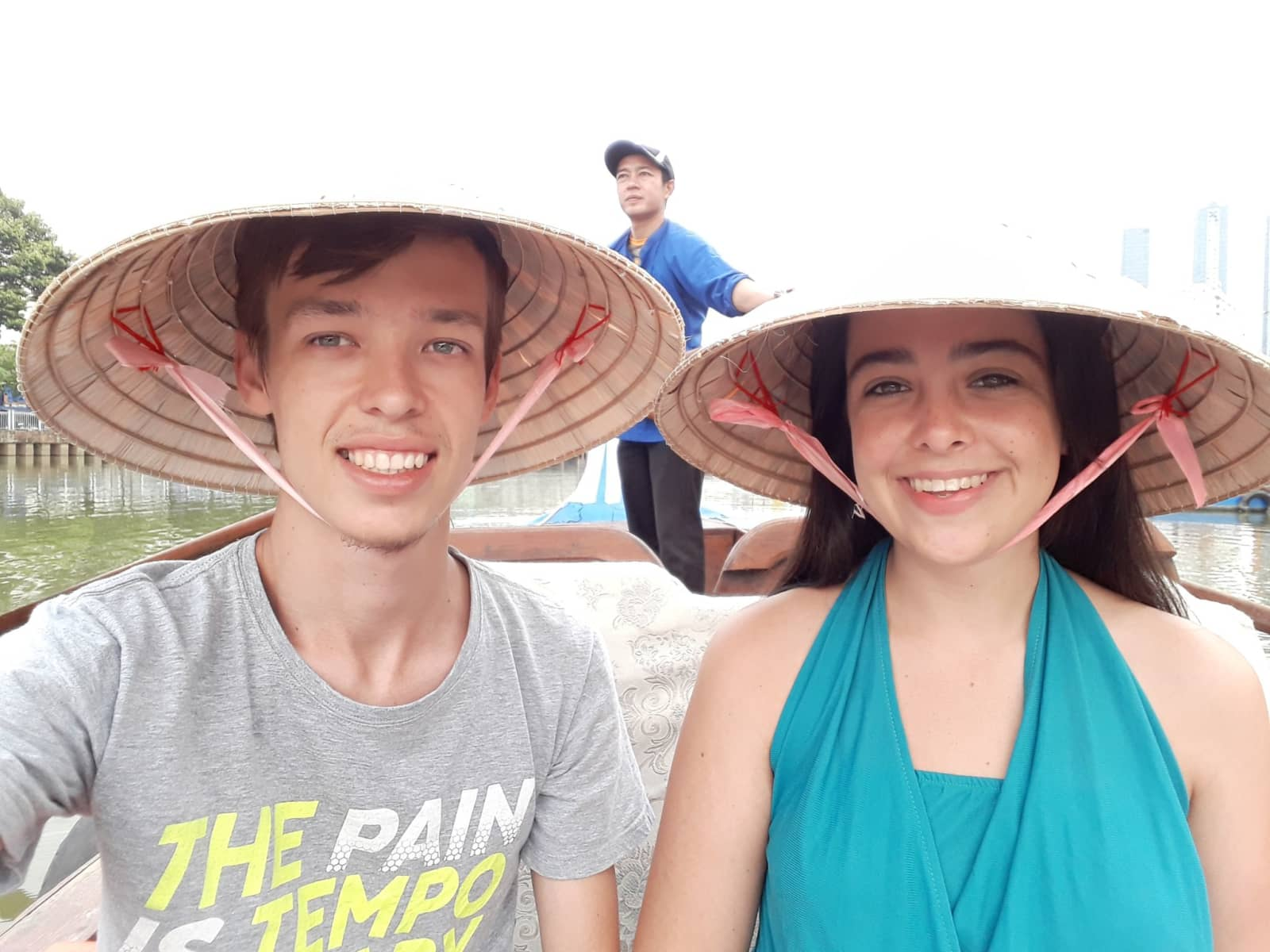 Xandri & Dillan from Ho Chi Minh City, Vietnam