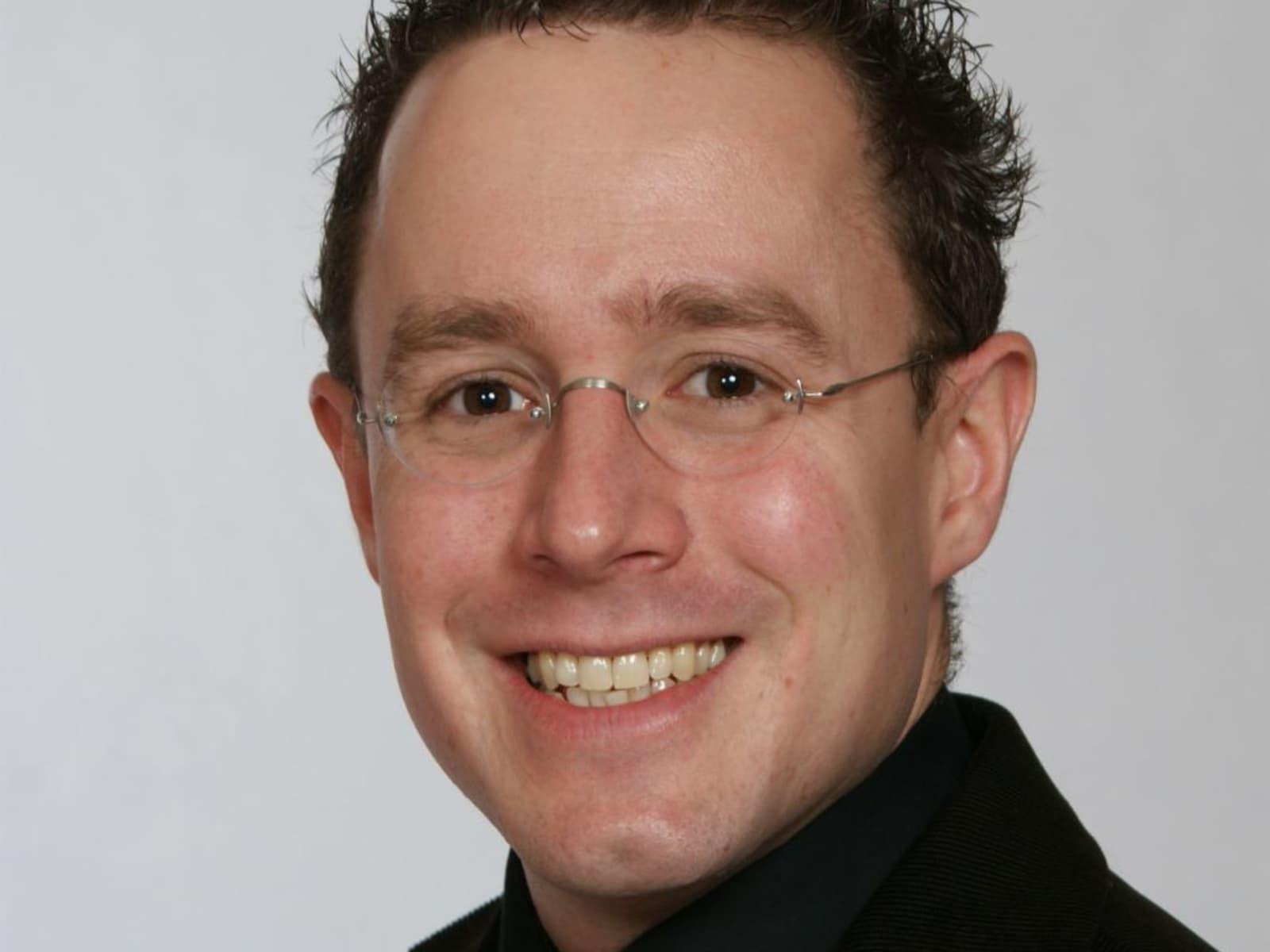 Christoph from Zürich, Switzerland