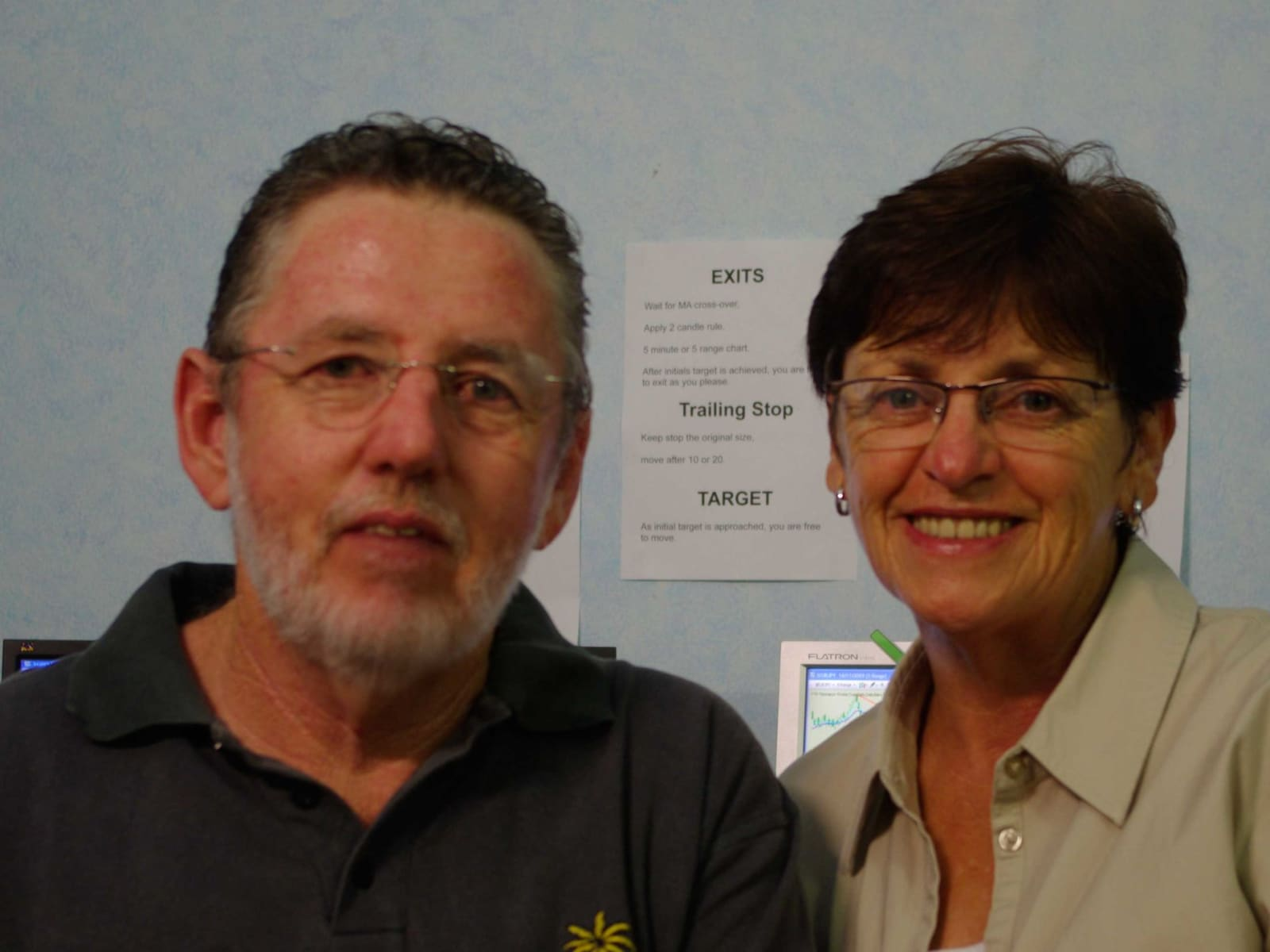 Peter & Leonie from Brisbane, Queensland, Australia
