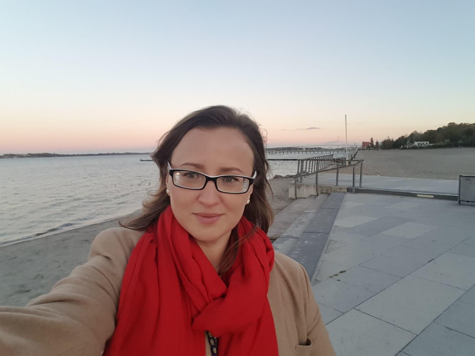 Natalia from Stralsund, Germany