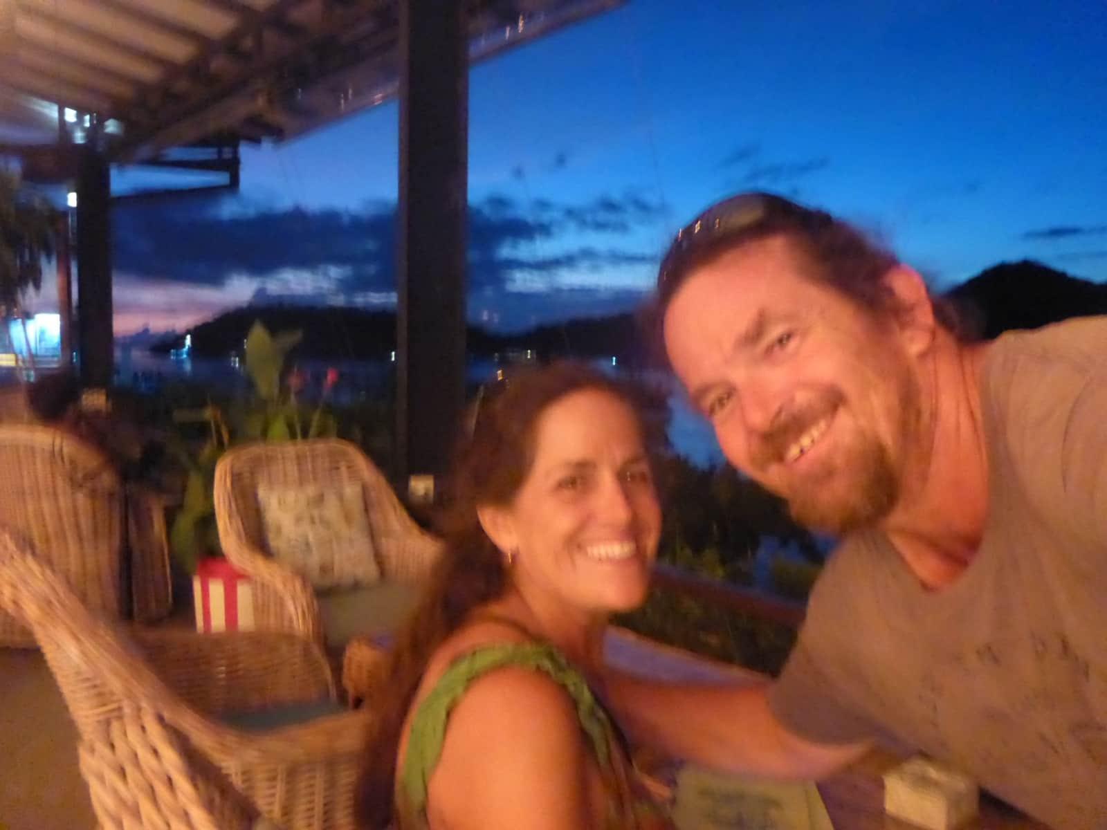 Marlene & Michael from Cairns, Queensland, Australia